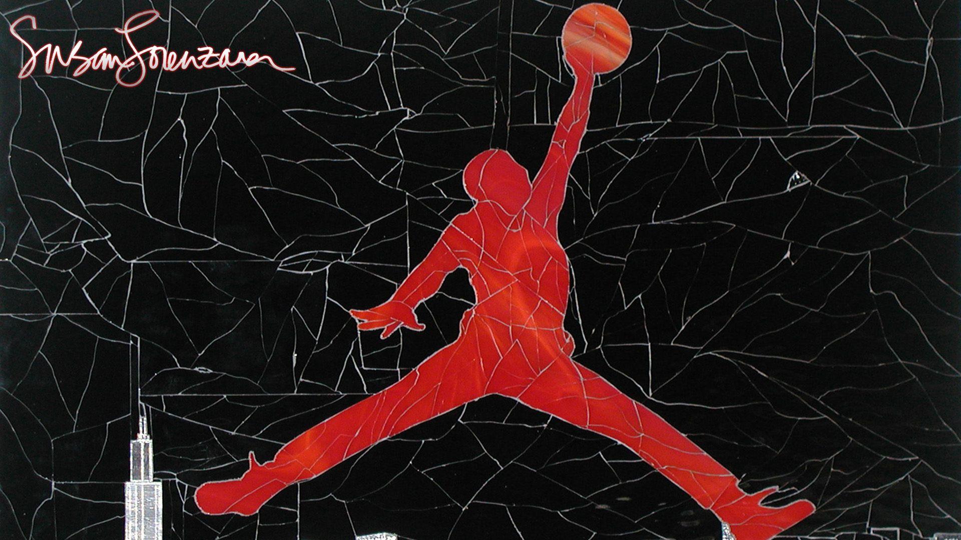 Jordan Jumpman Logo 1