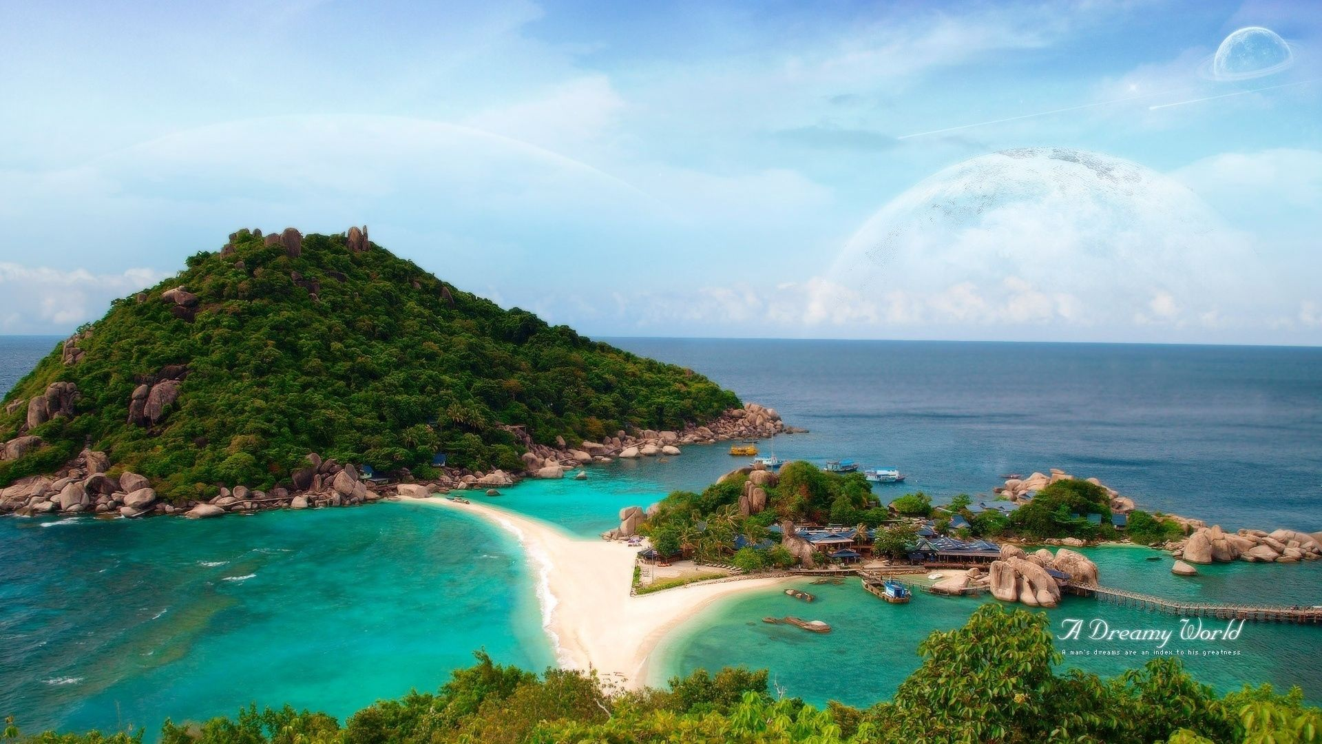 Ko Tao Island In Thailand Photo