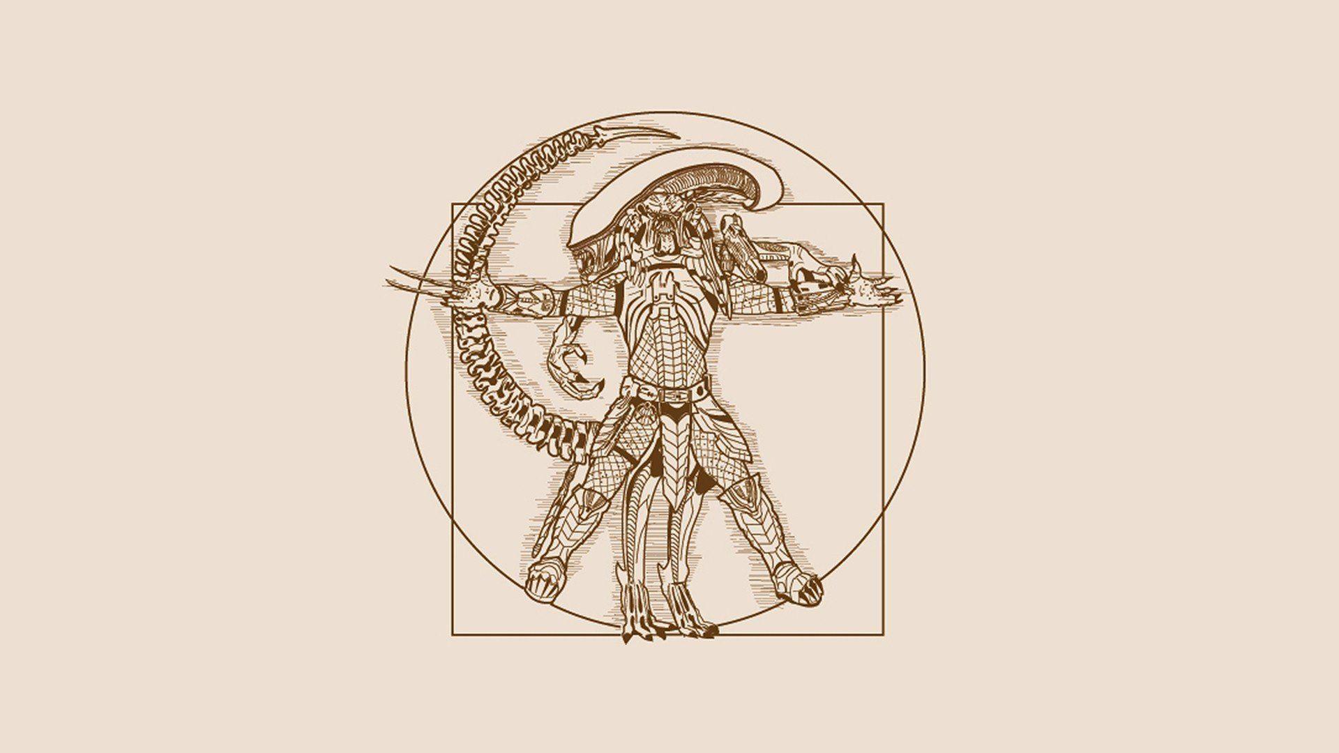 Leonardo Da Vinci Predator
