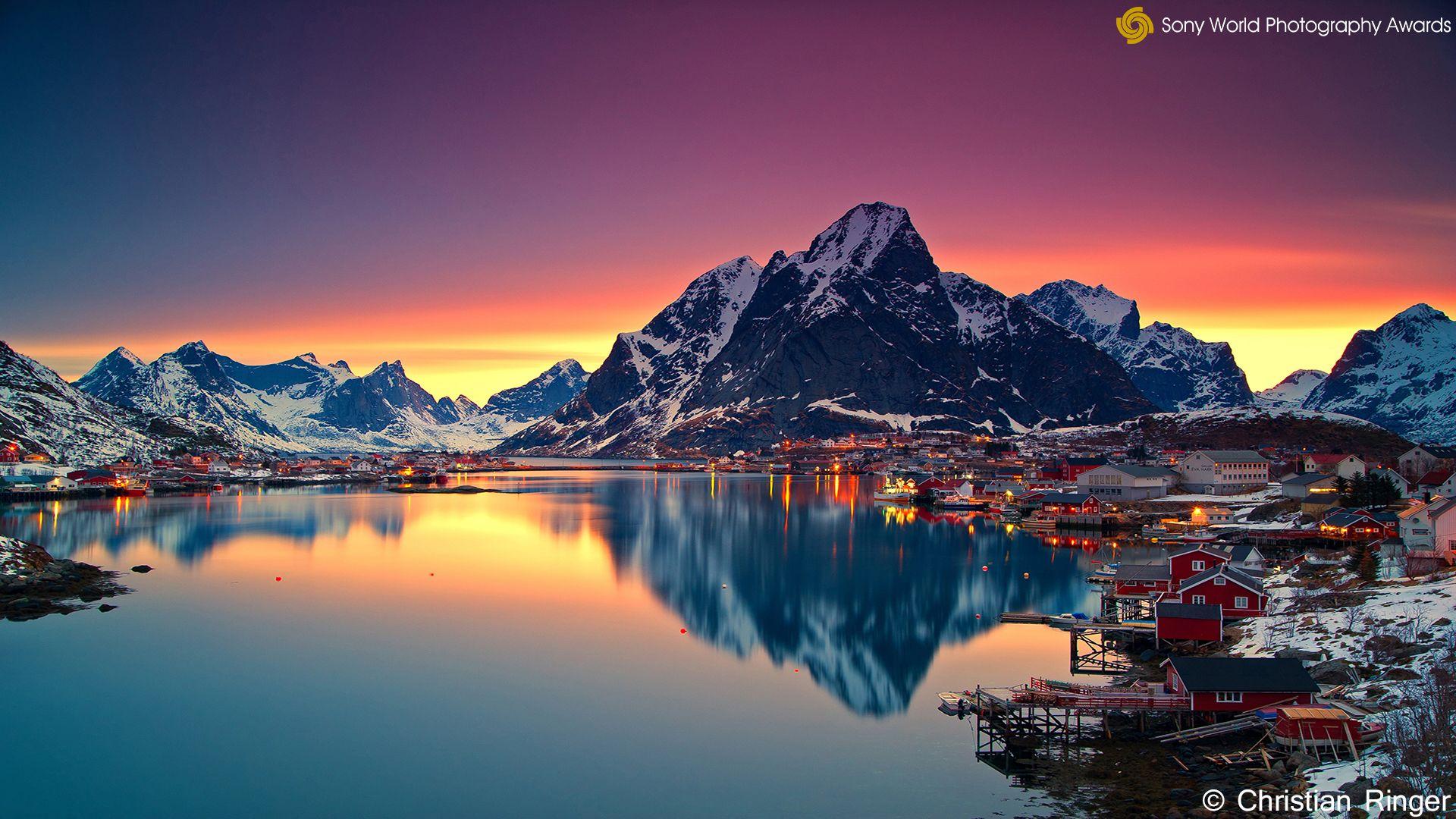 Lofoten Islands Norway 1