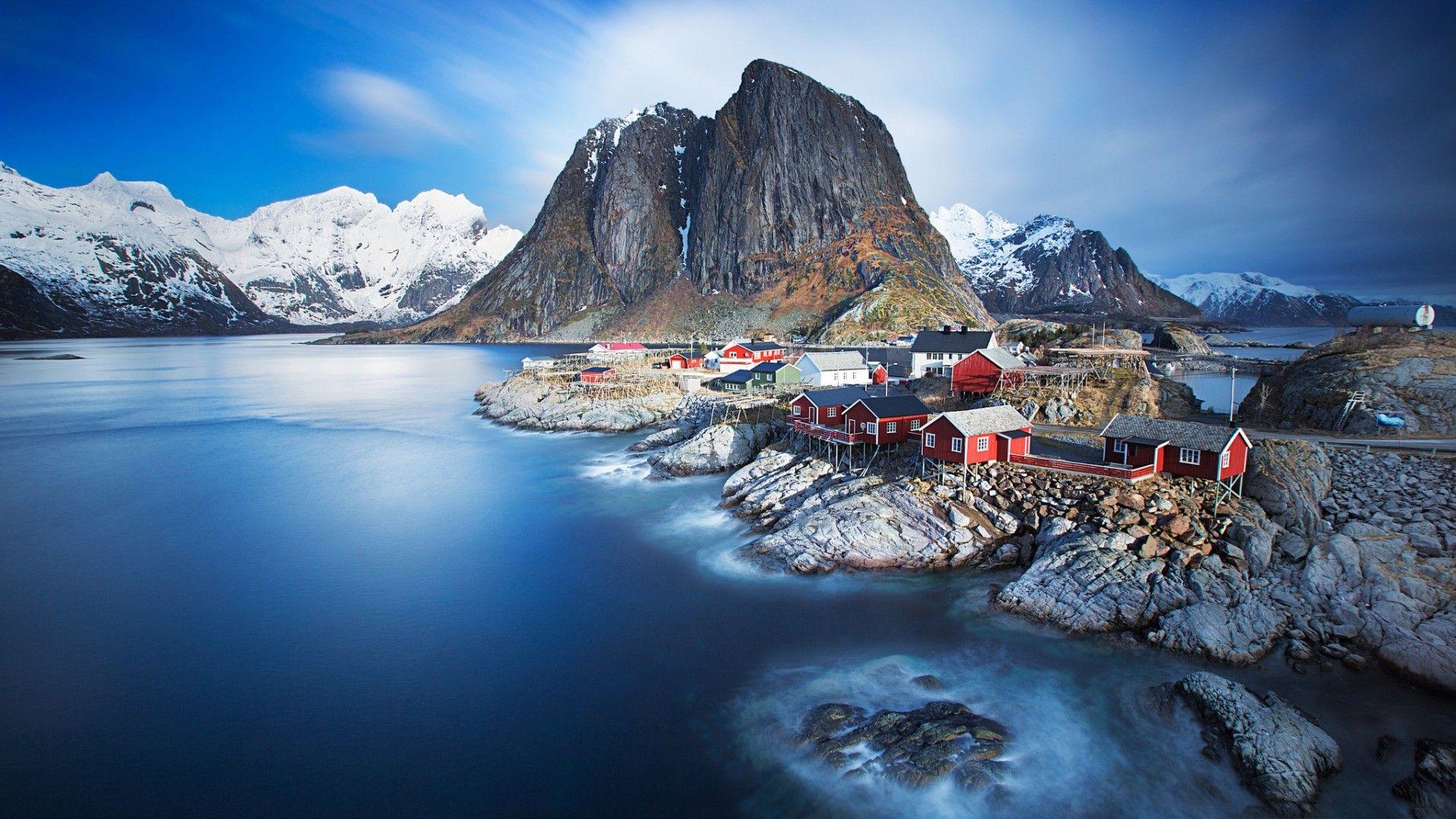 Lofoten Islands Norway
