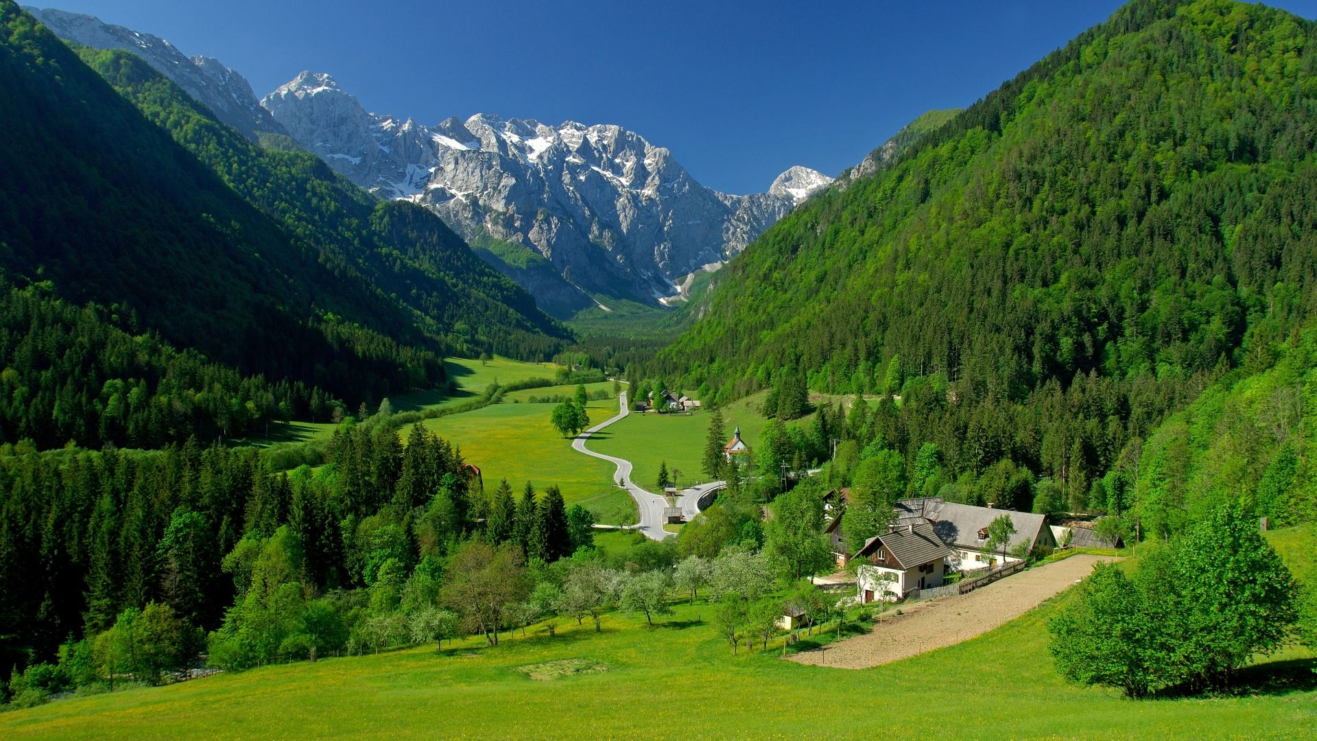 Logarska Dolina Slovenia