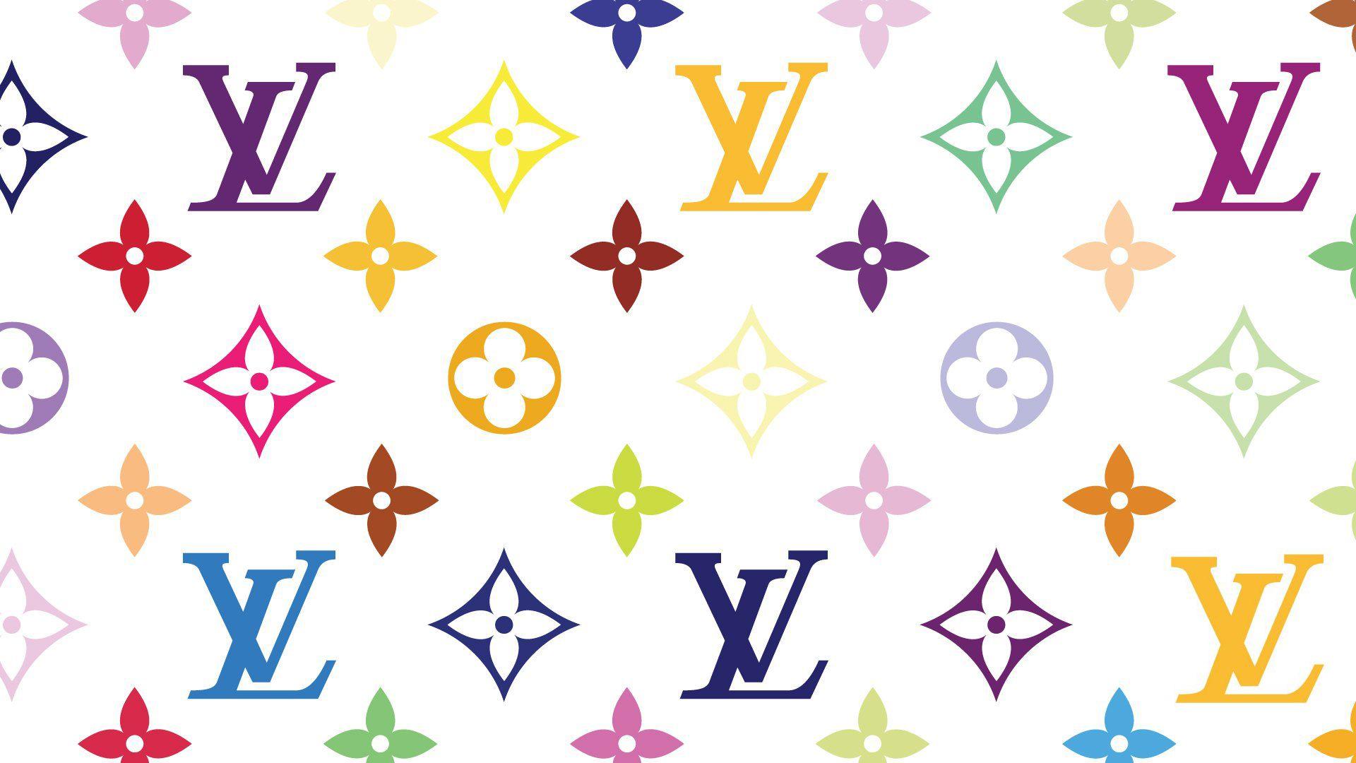 Louis Vuitton Pattern