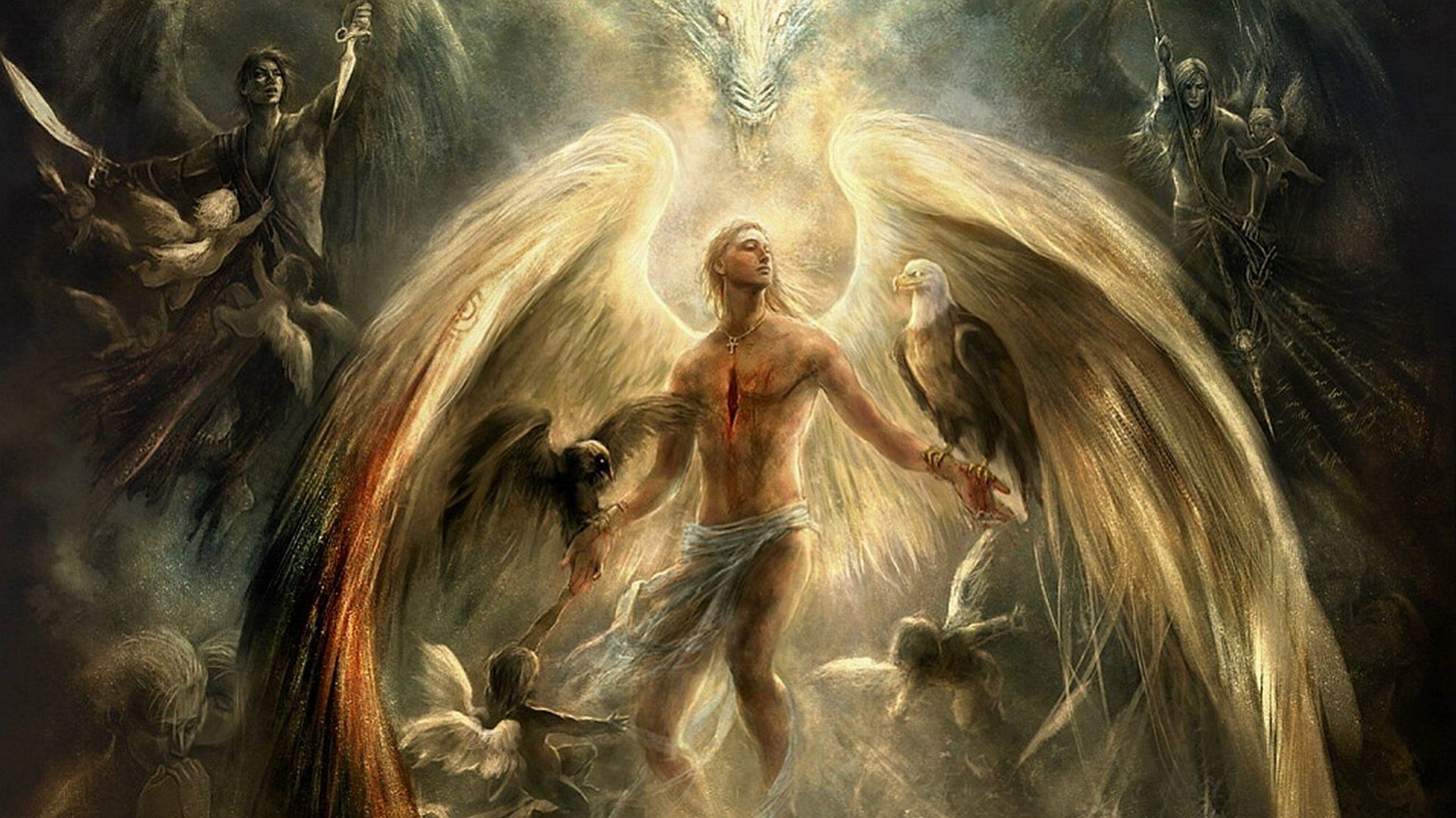 Lucifer The Fallen Angel
