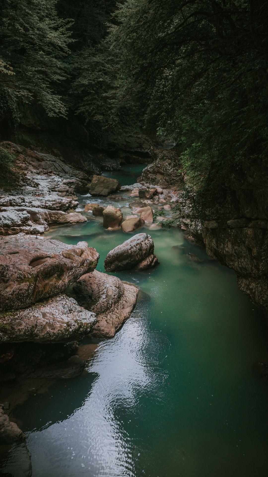 Martvili Canyon Hd