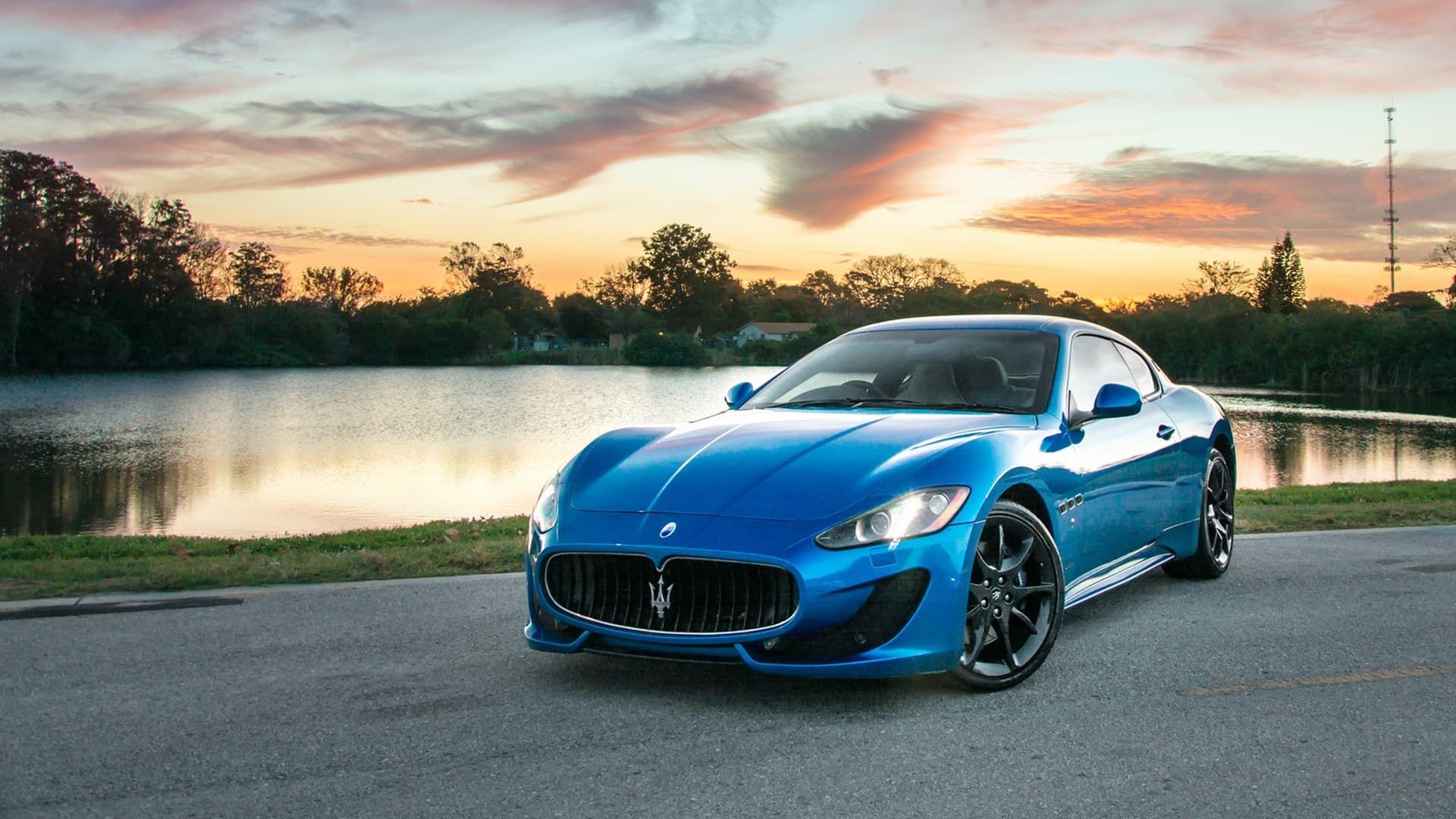 Maserati Photos