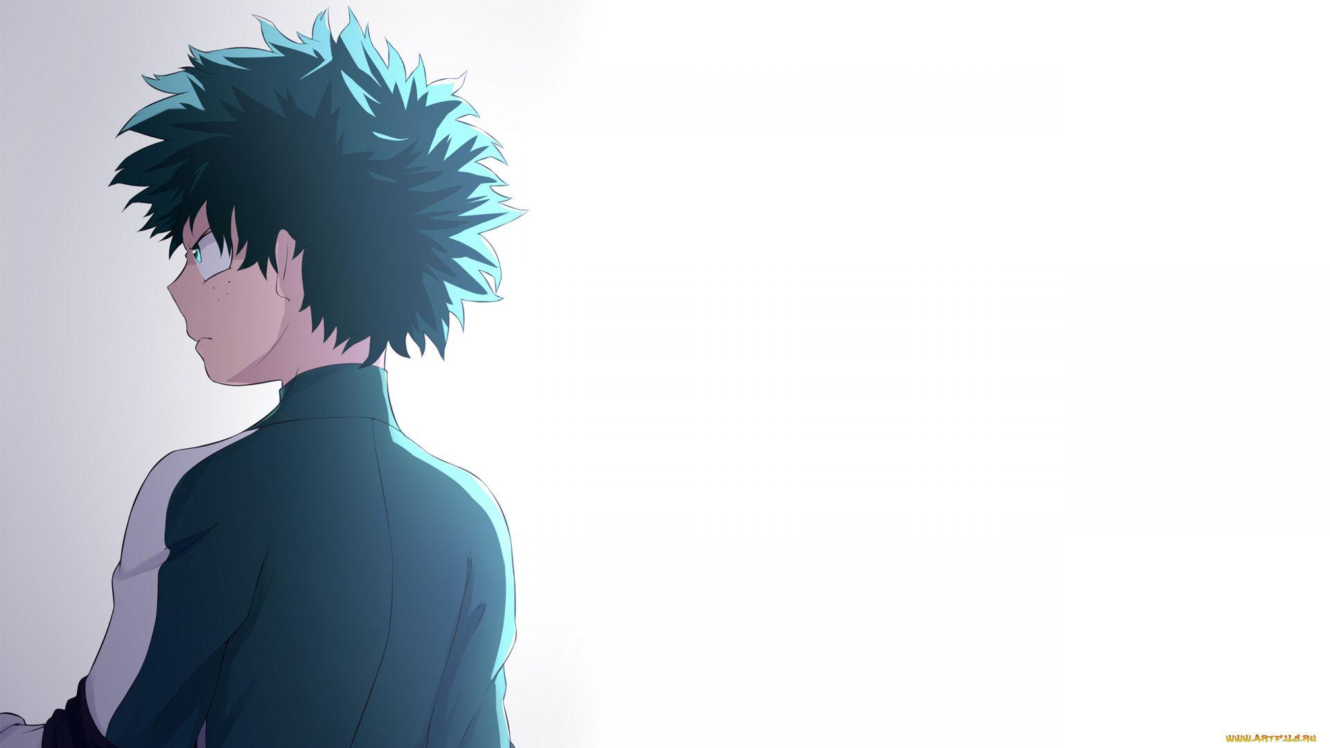 Midori Isuku Background