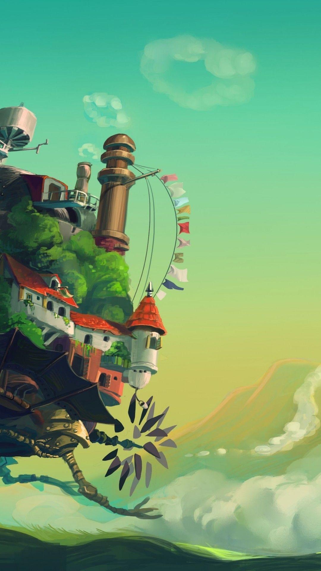 Miyazakis Howls Moving Castle