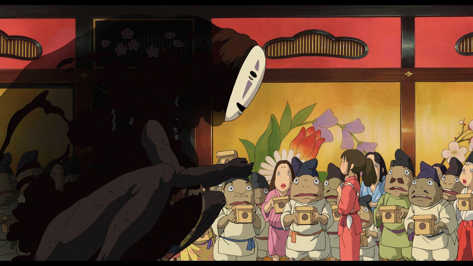 Miyazakis Spirited Away