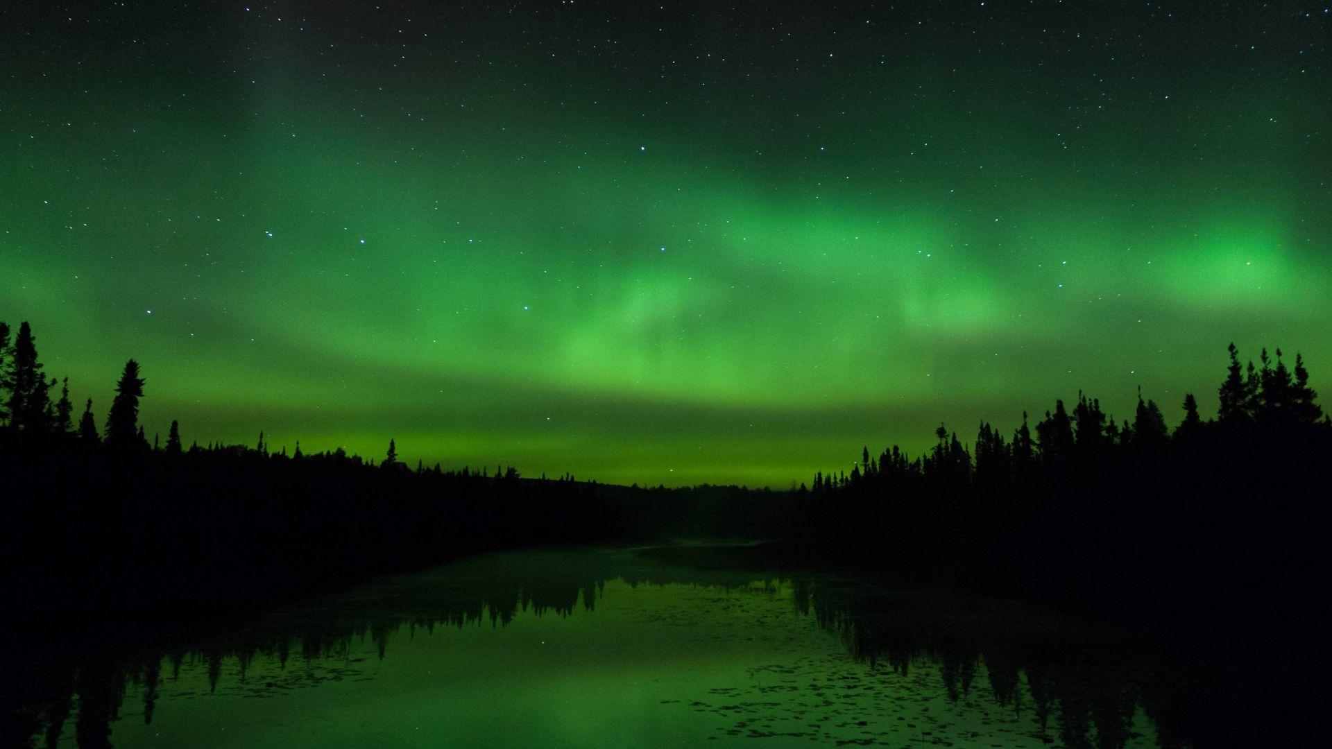 Northern Lights Photo