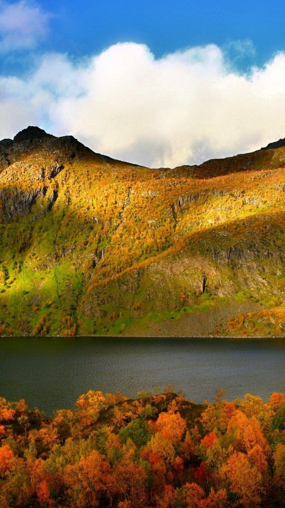 Norway Autumn Mountains