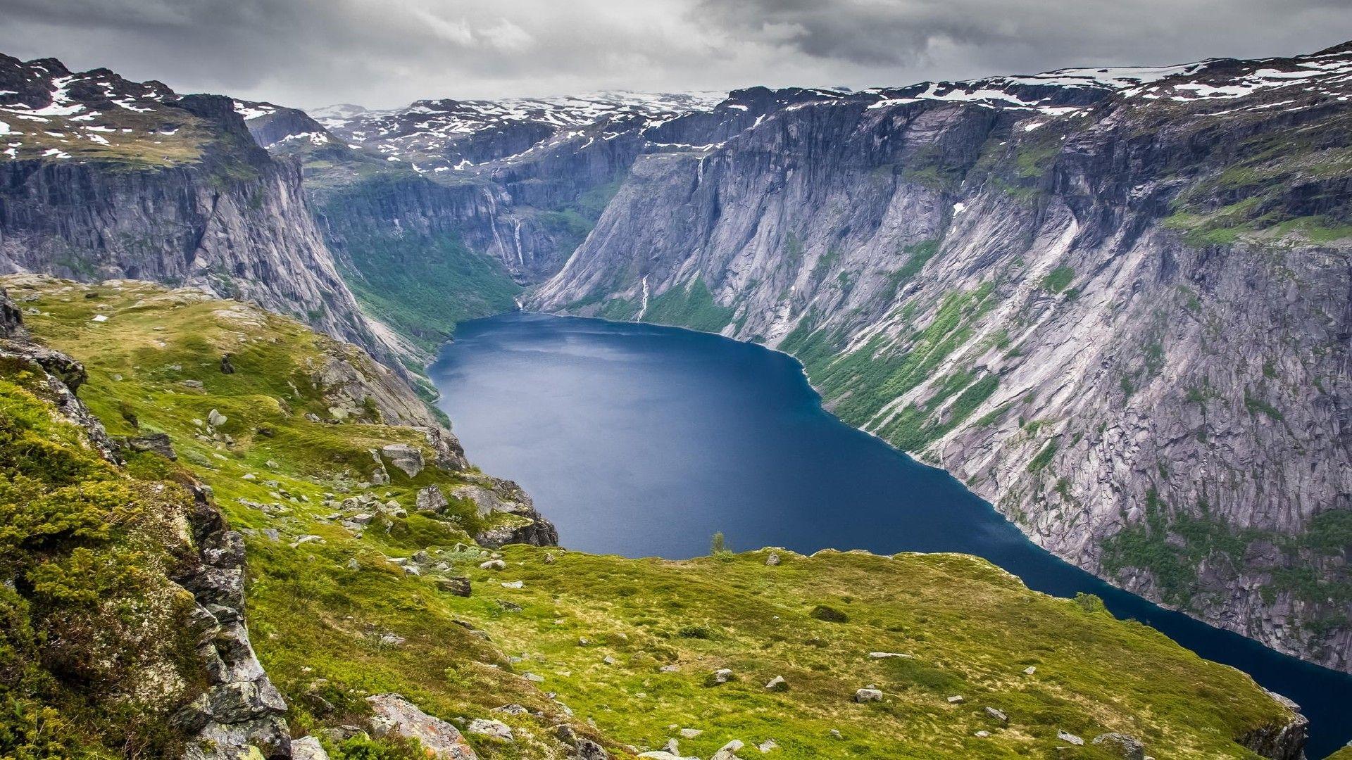 Norwegian Fjords The Trolls Tongue