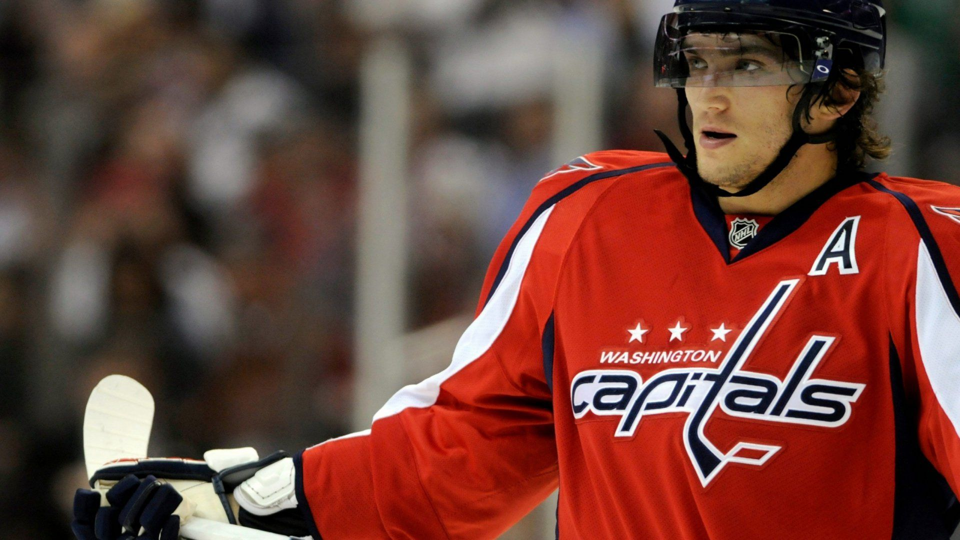 Ovechkin Washington Capitals 1