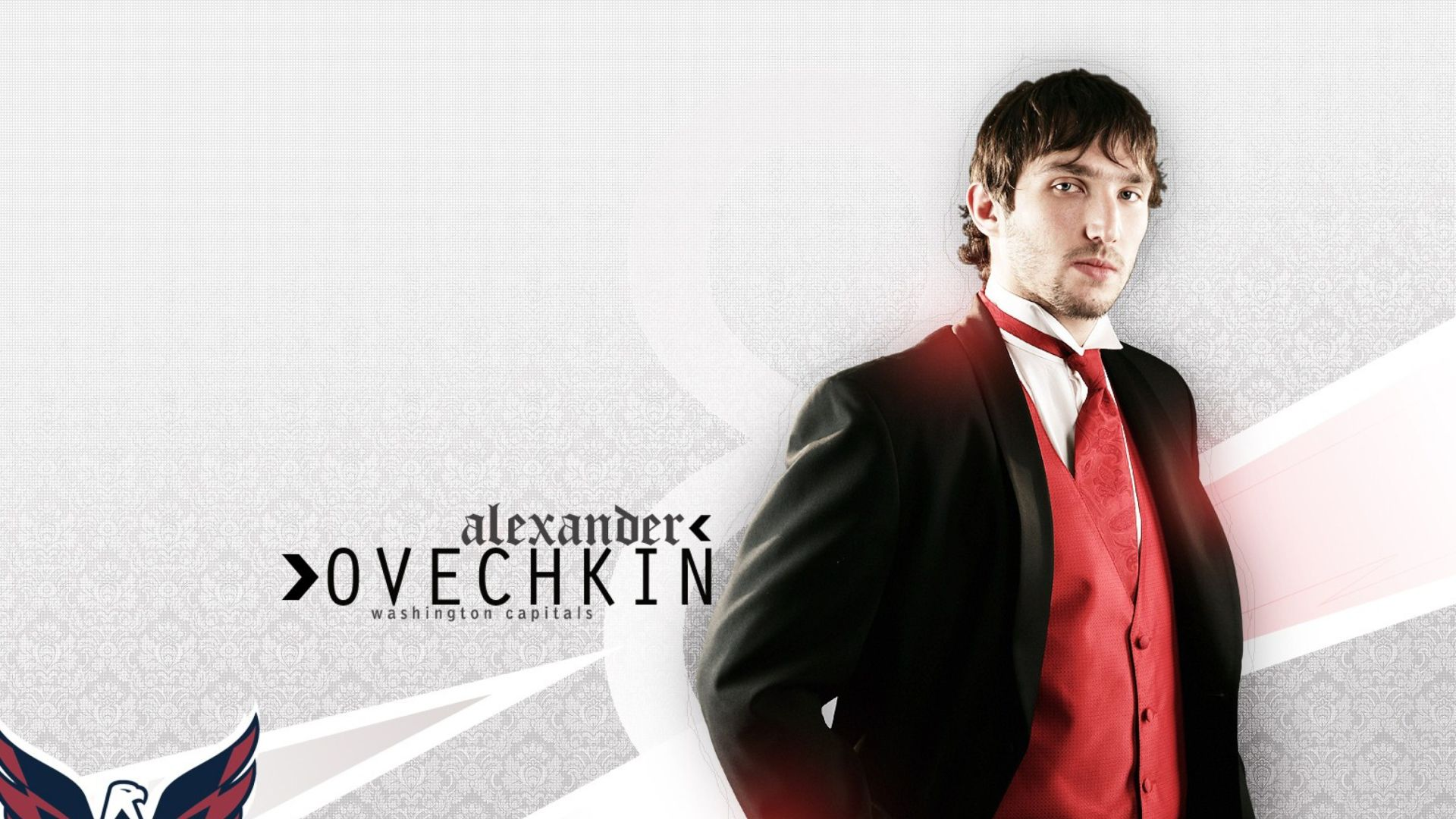 Ovechkin Photo Shoot