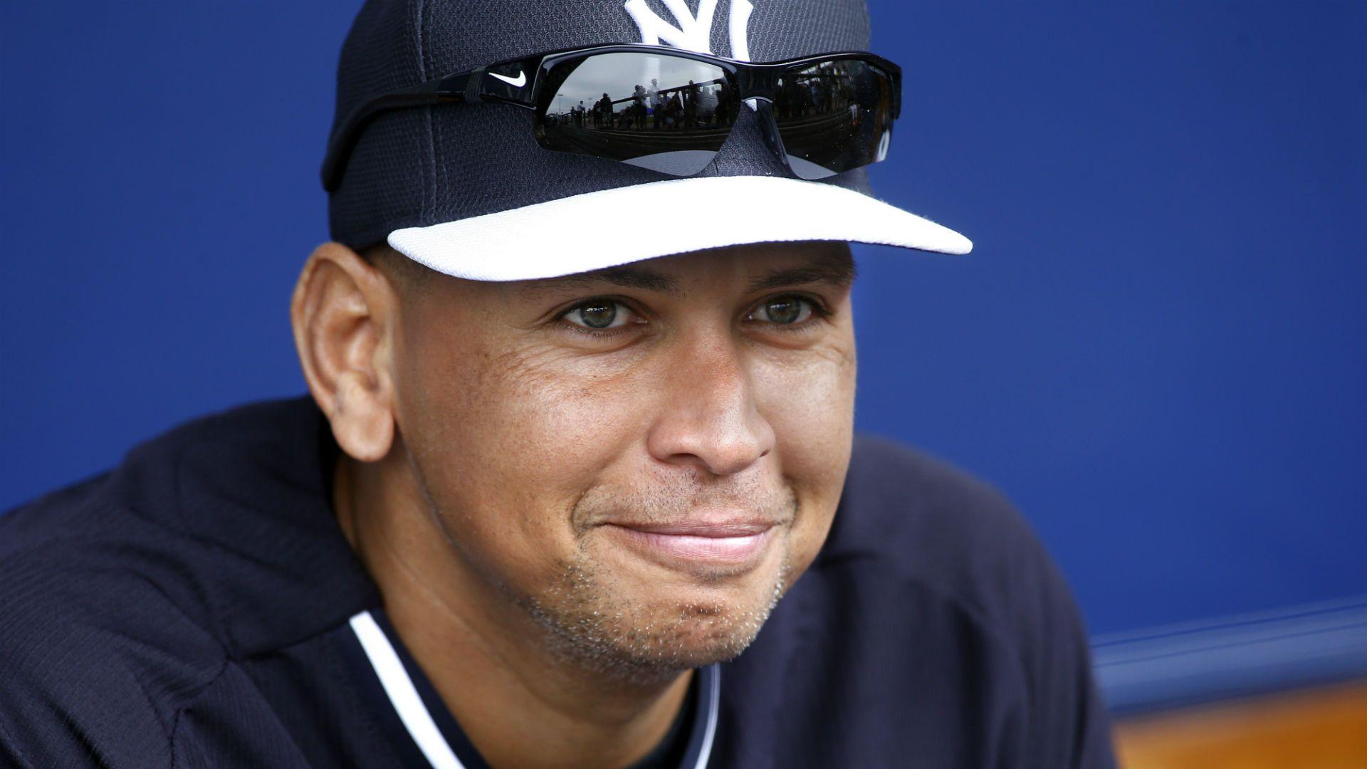 Rodriguez Baseball Player