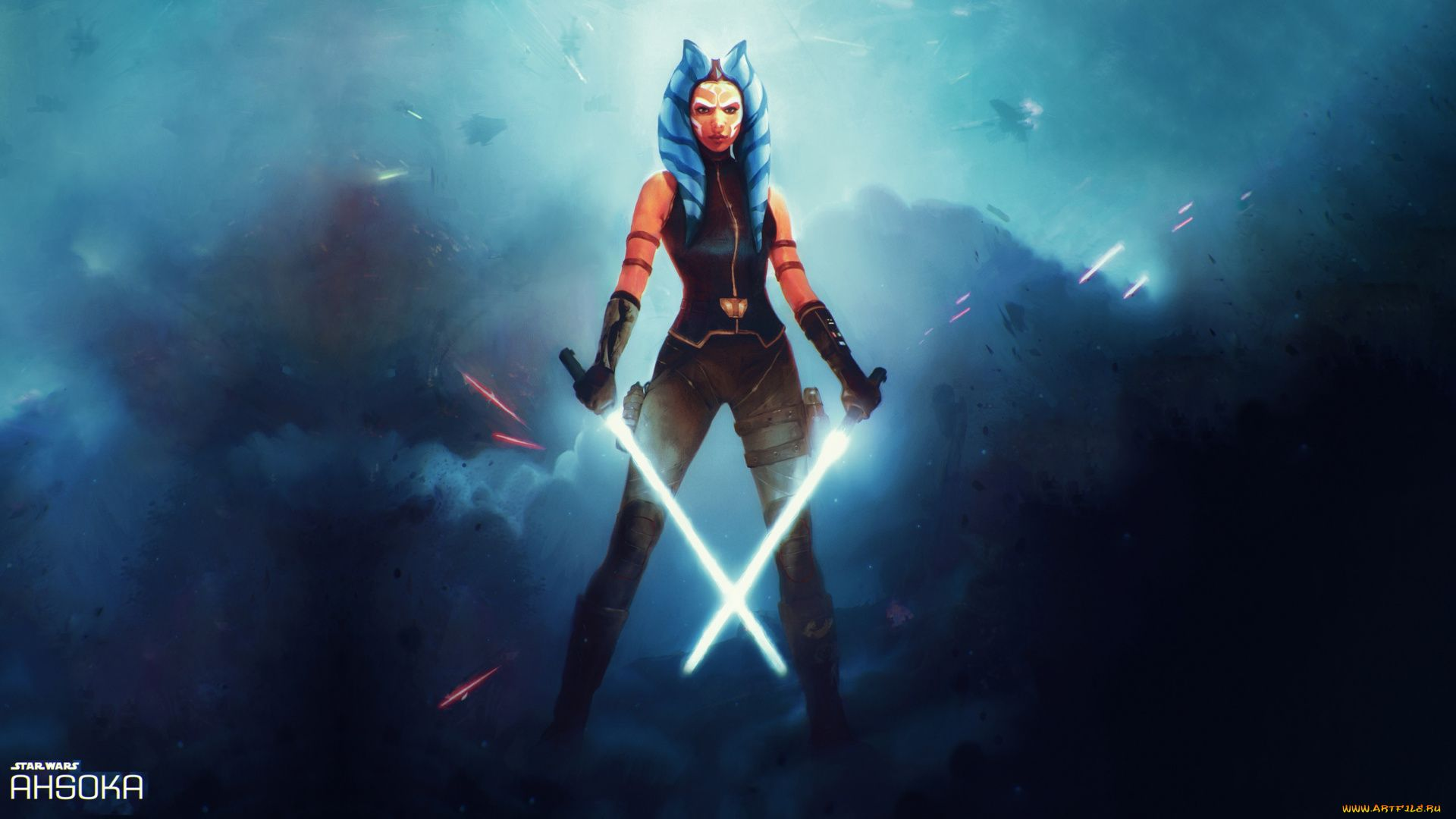 Star Wars Ahsoka 1