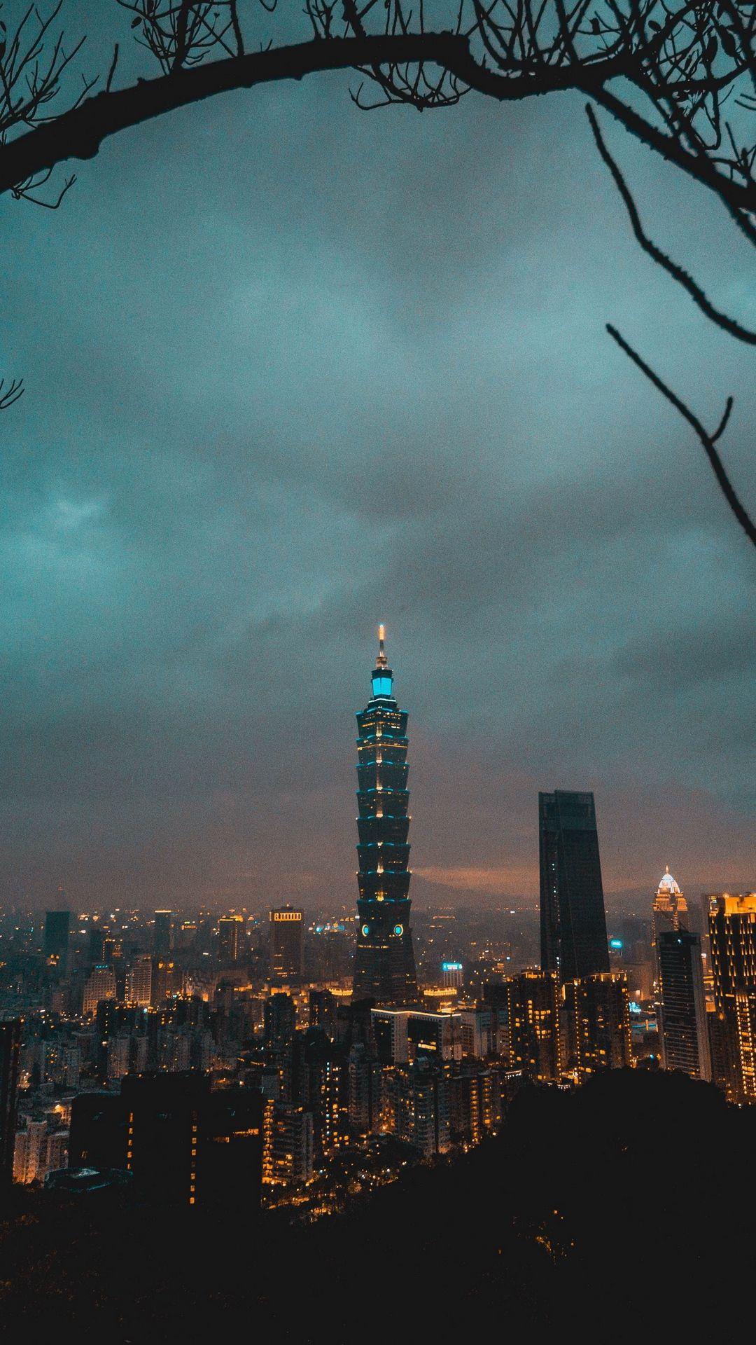 Taiwan Skyscrapers