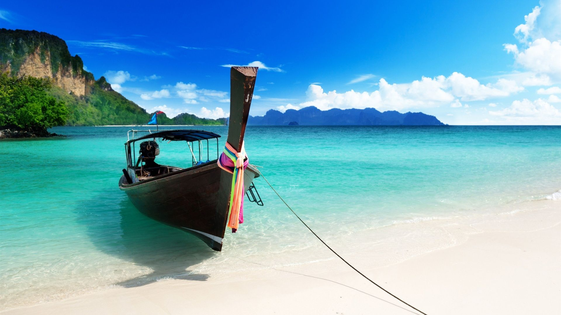 Thailand Wallpapers For Your Desktop Boats