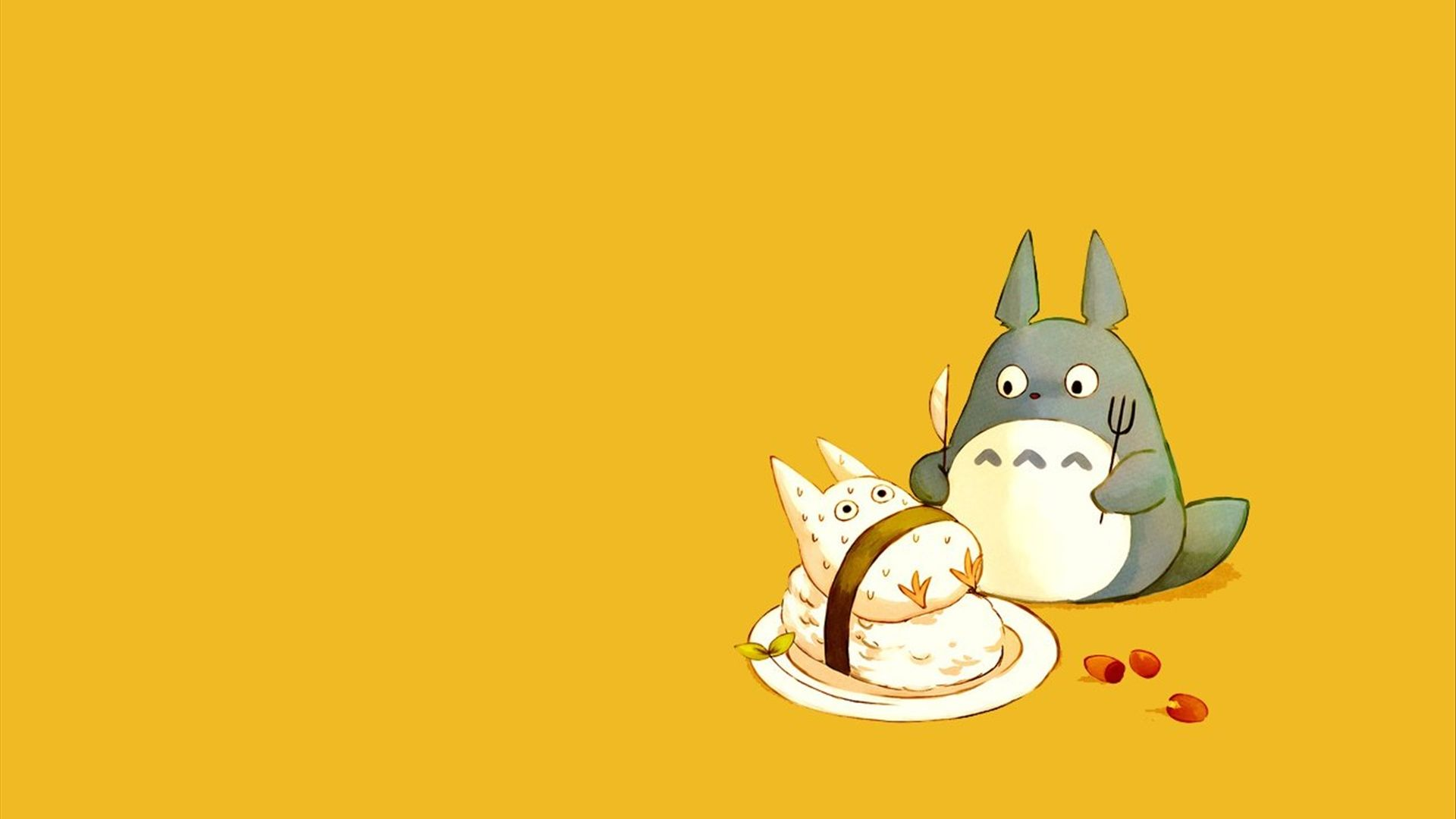Totoro Hd Pictures