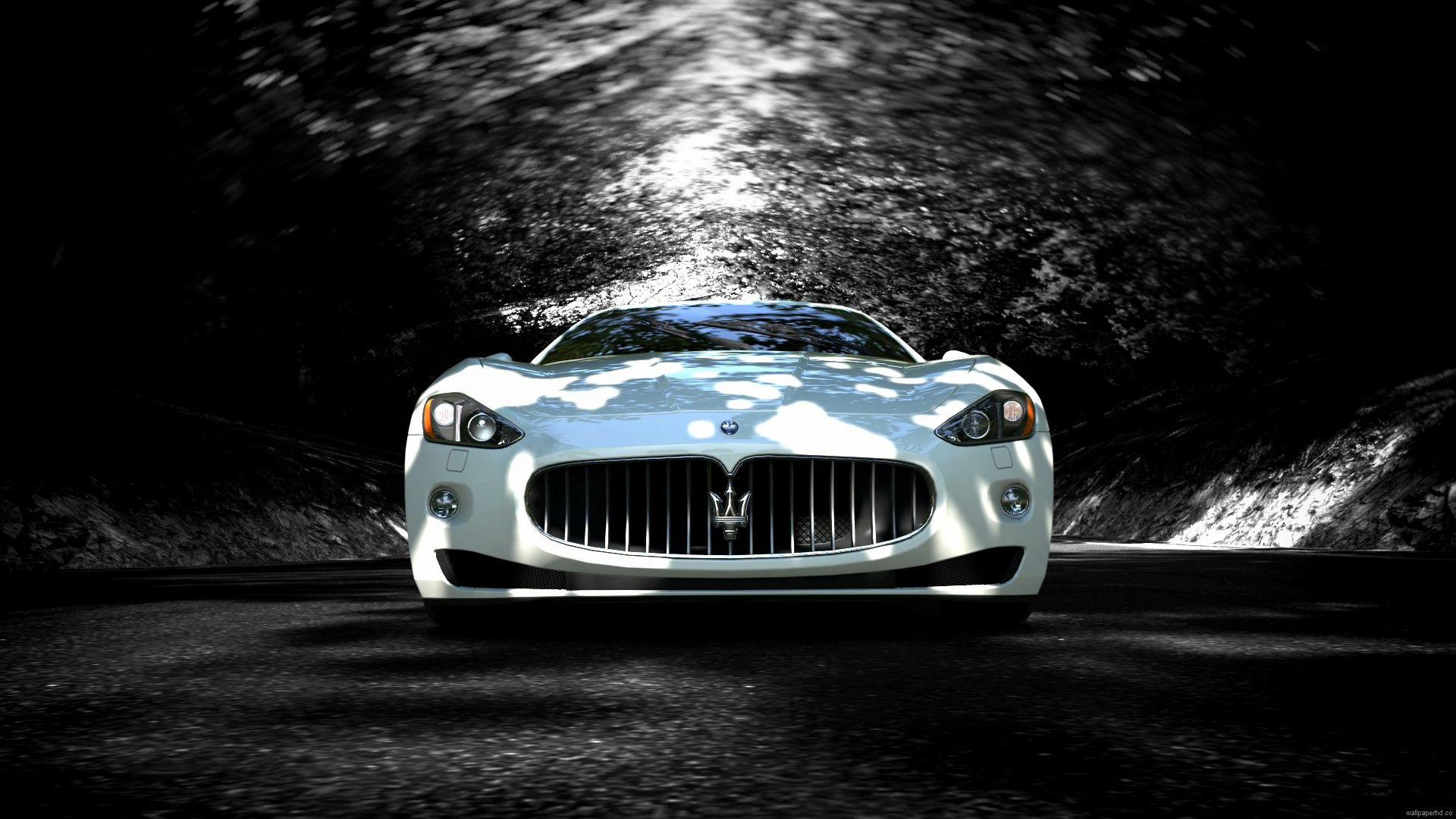 Wallpaper 1920x1080 Full Hd Maserati