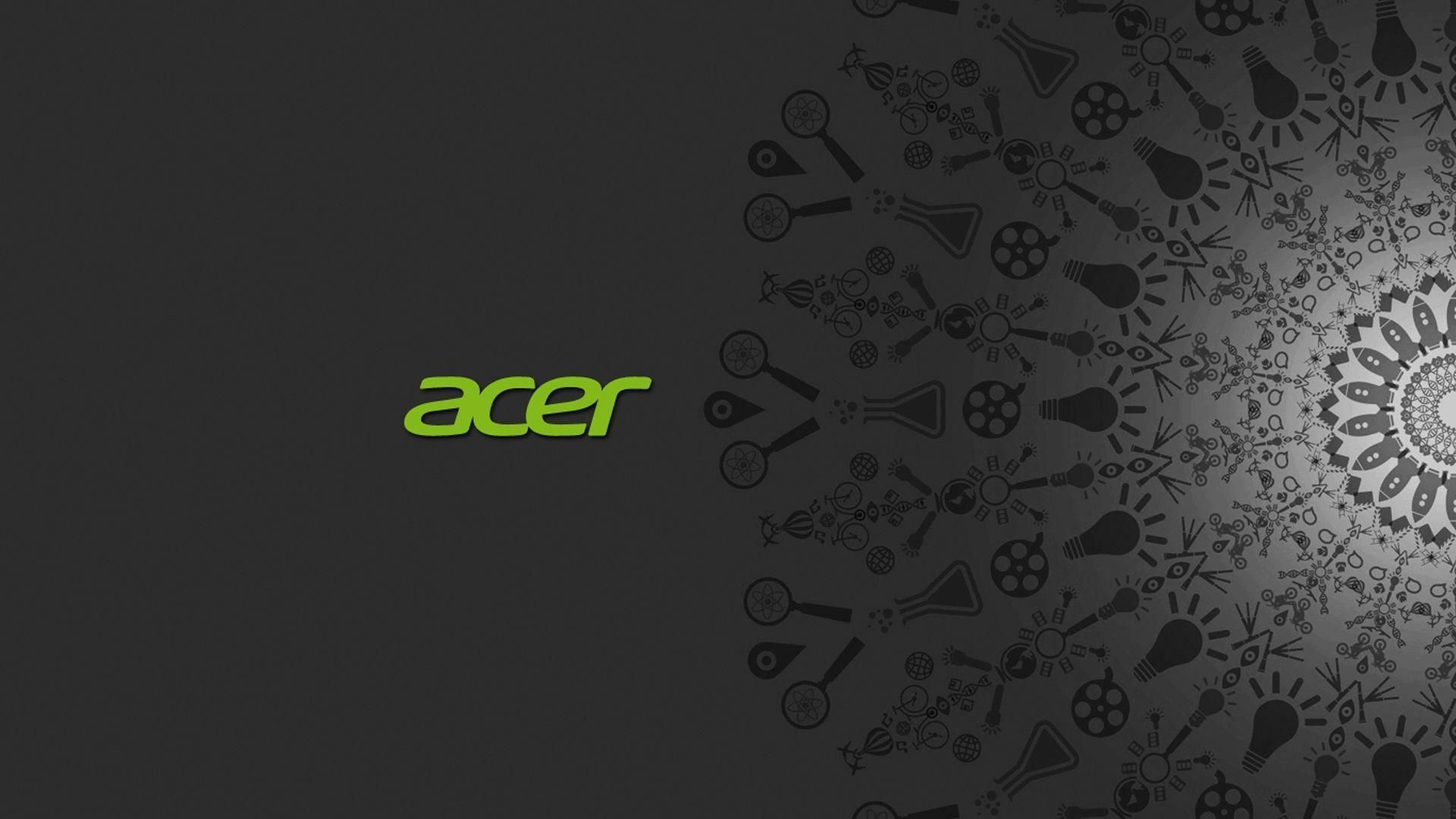 Wallpaper Acer Aspire