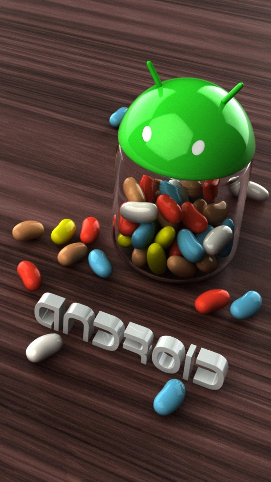 Wallpaper Android Jelly Bean
