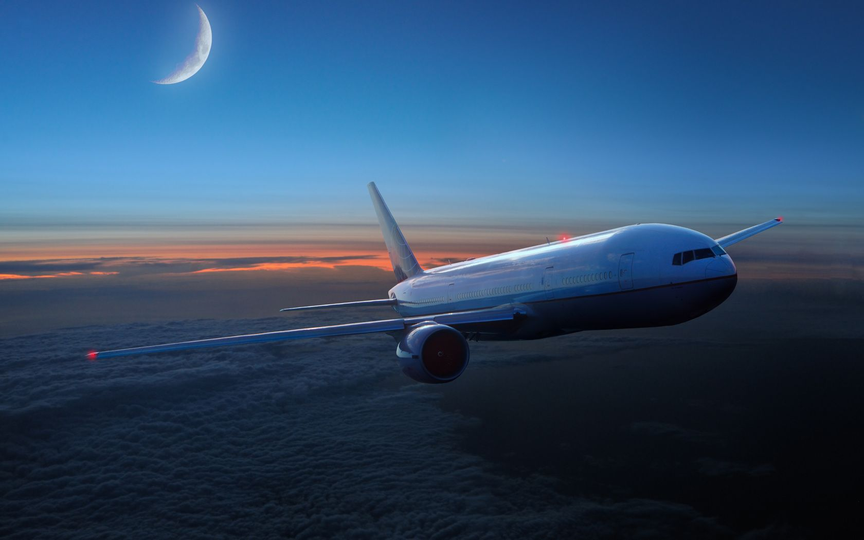 Wallpaper For Iphone Airplane In The Sky