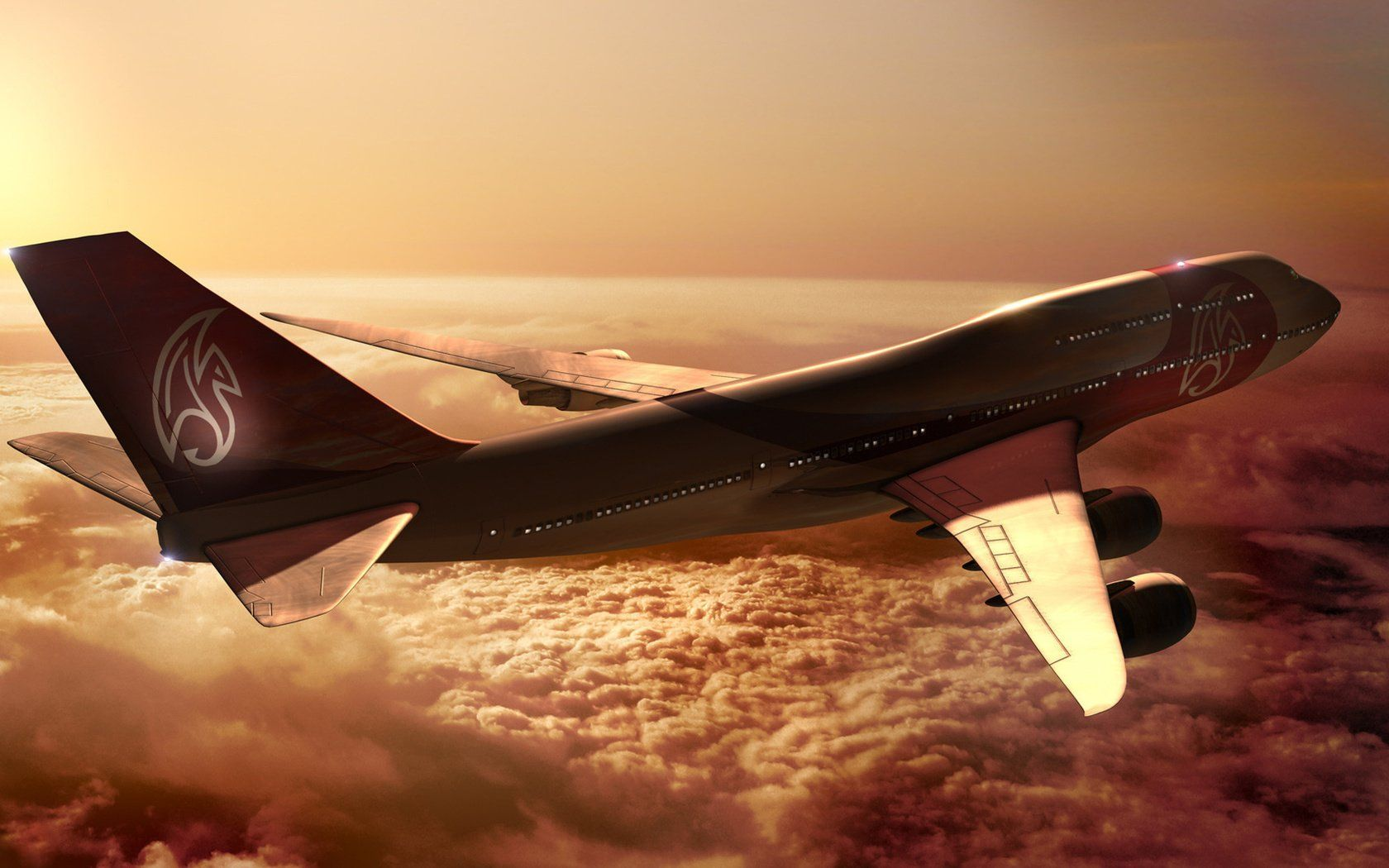Wallpaper For Iphone Airplane