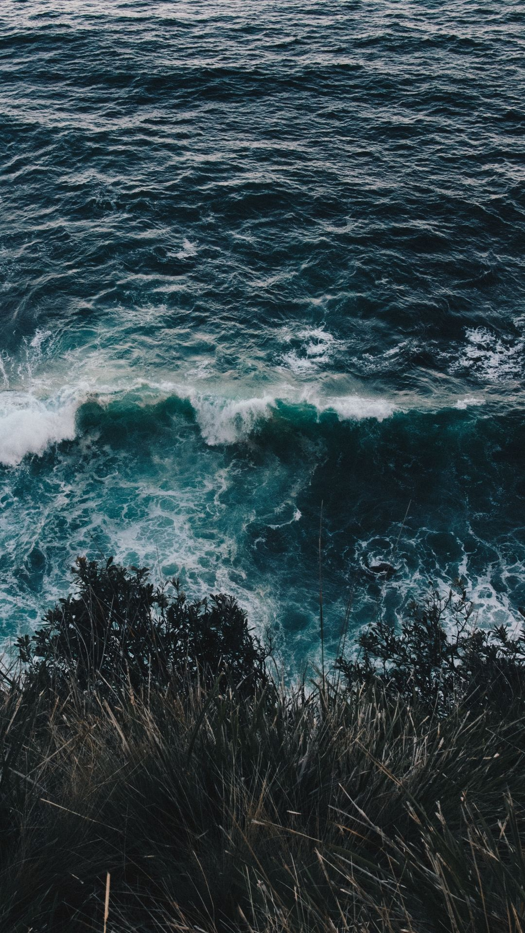 Wallpaper For Iphone Sea Wave Hd