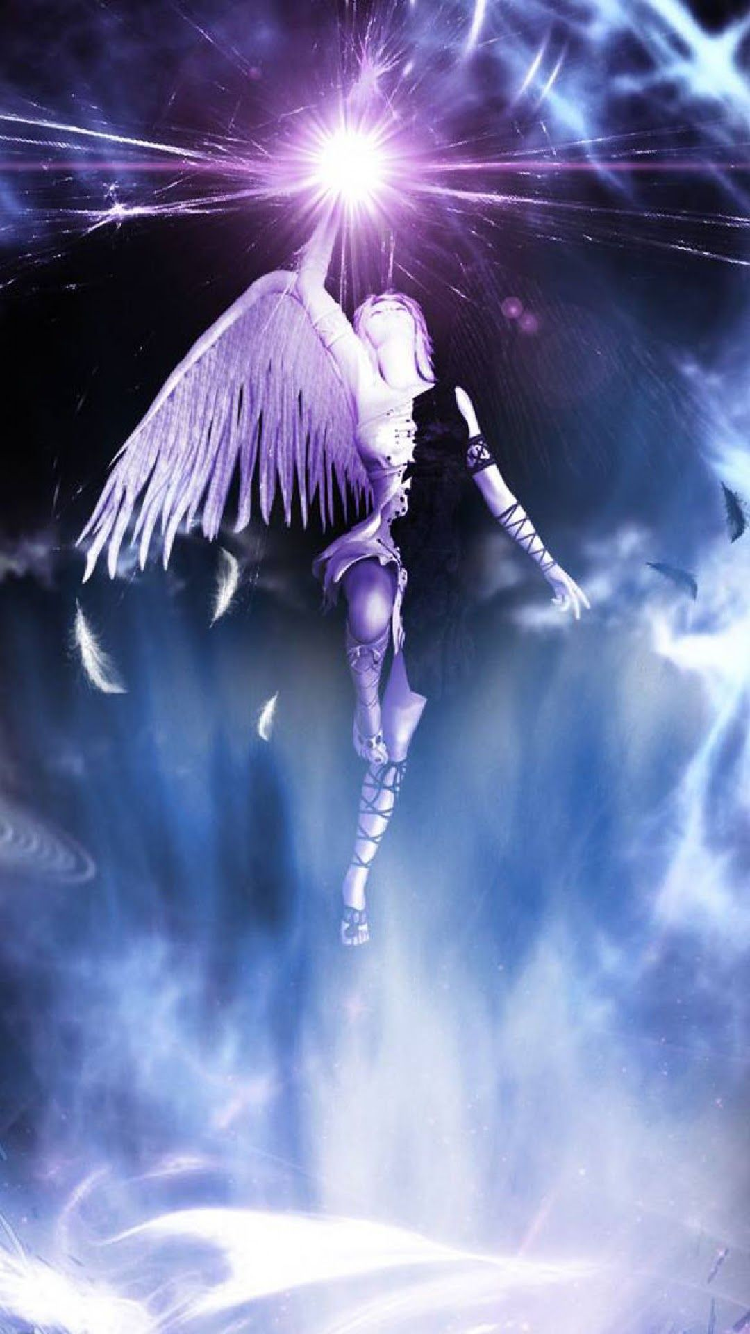 Wallpaper For Iphone Angel