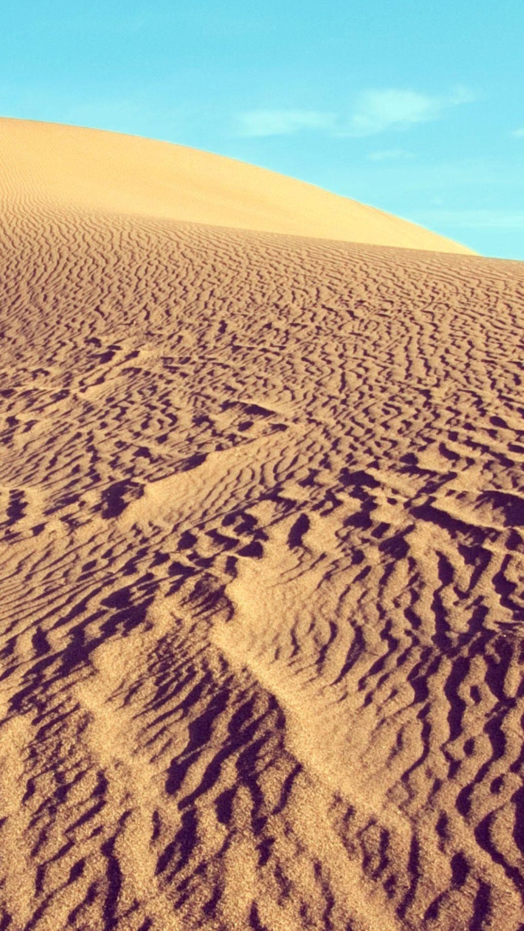 Wallpaper For Iphone The Desert