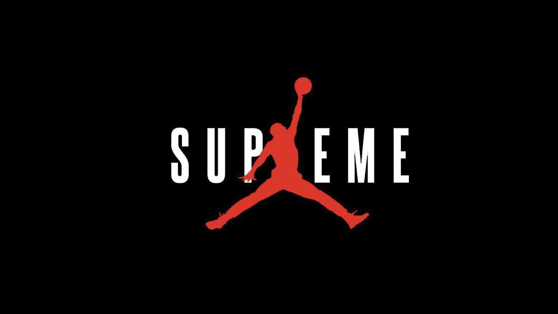 Wallpaper Jordan Supreme