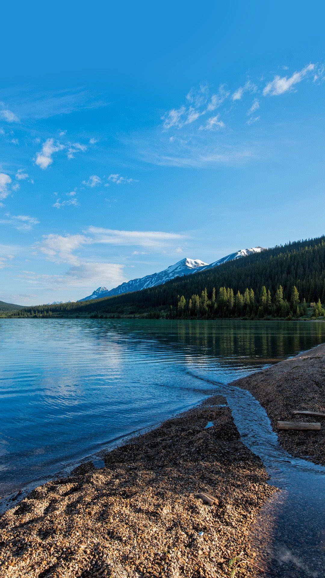 Wallpaper Lake