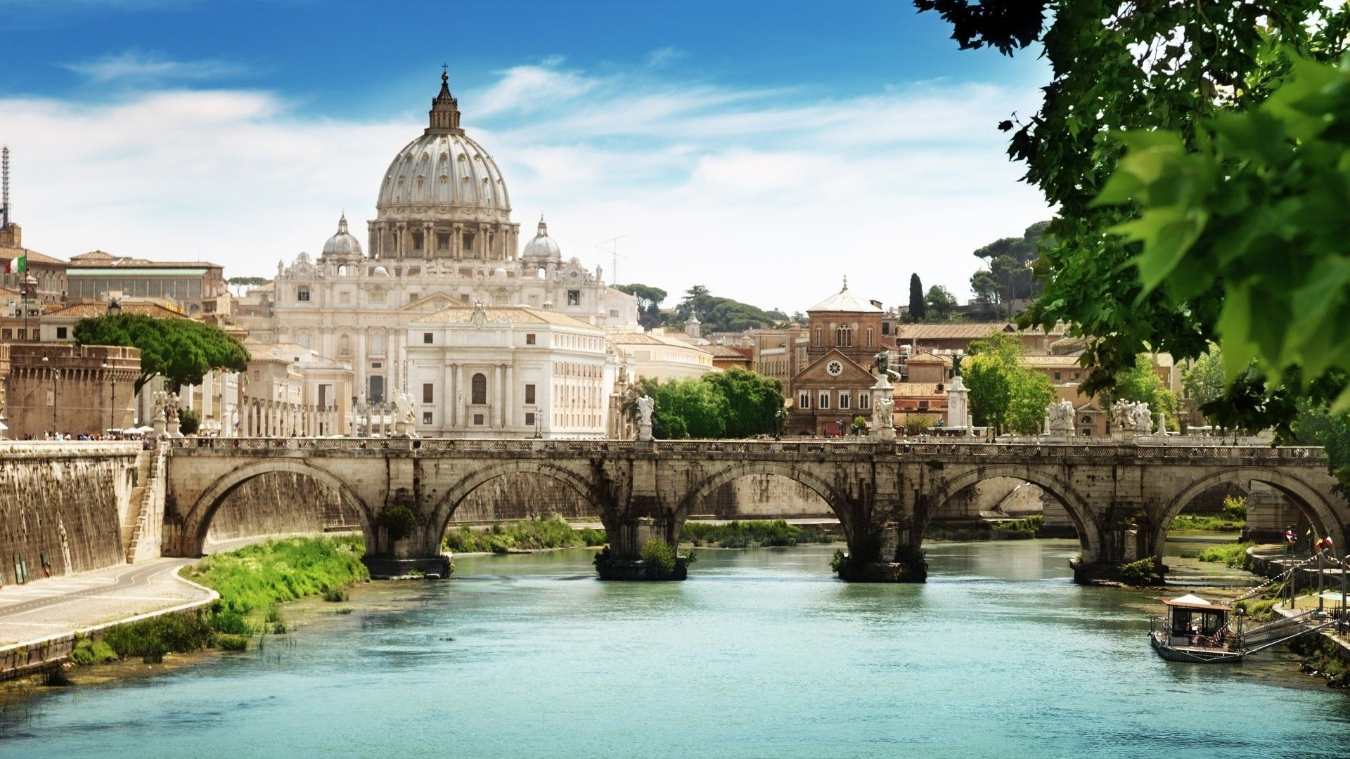 Wallpapers Italy Rome