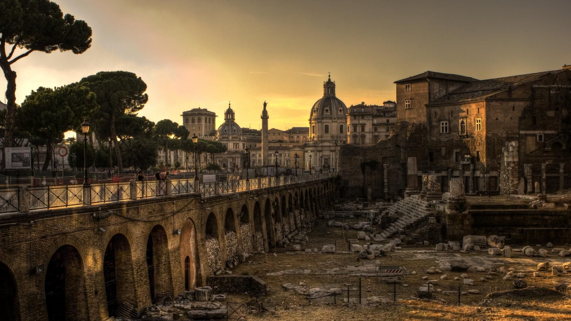 Wallpapers Rome