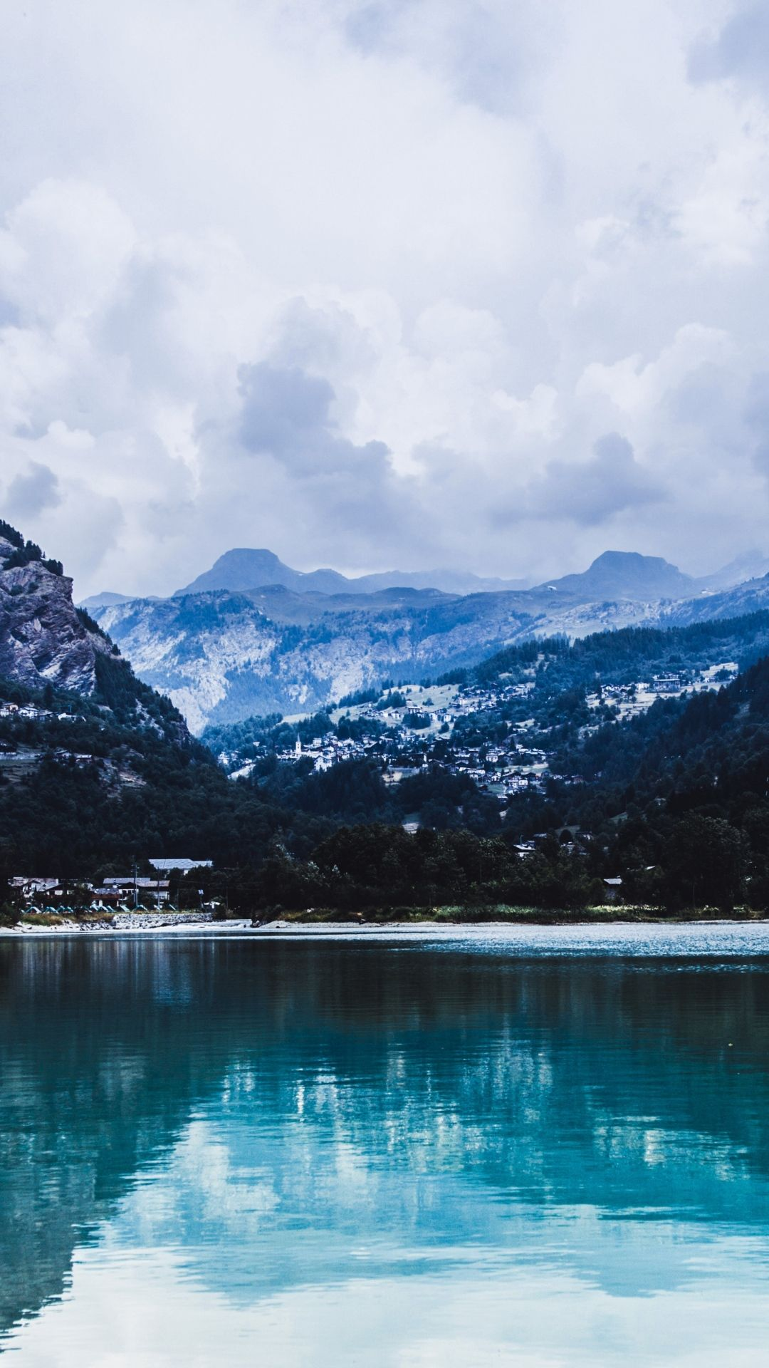Wallpapers For Iphone 6 Mountain Lake