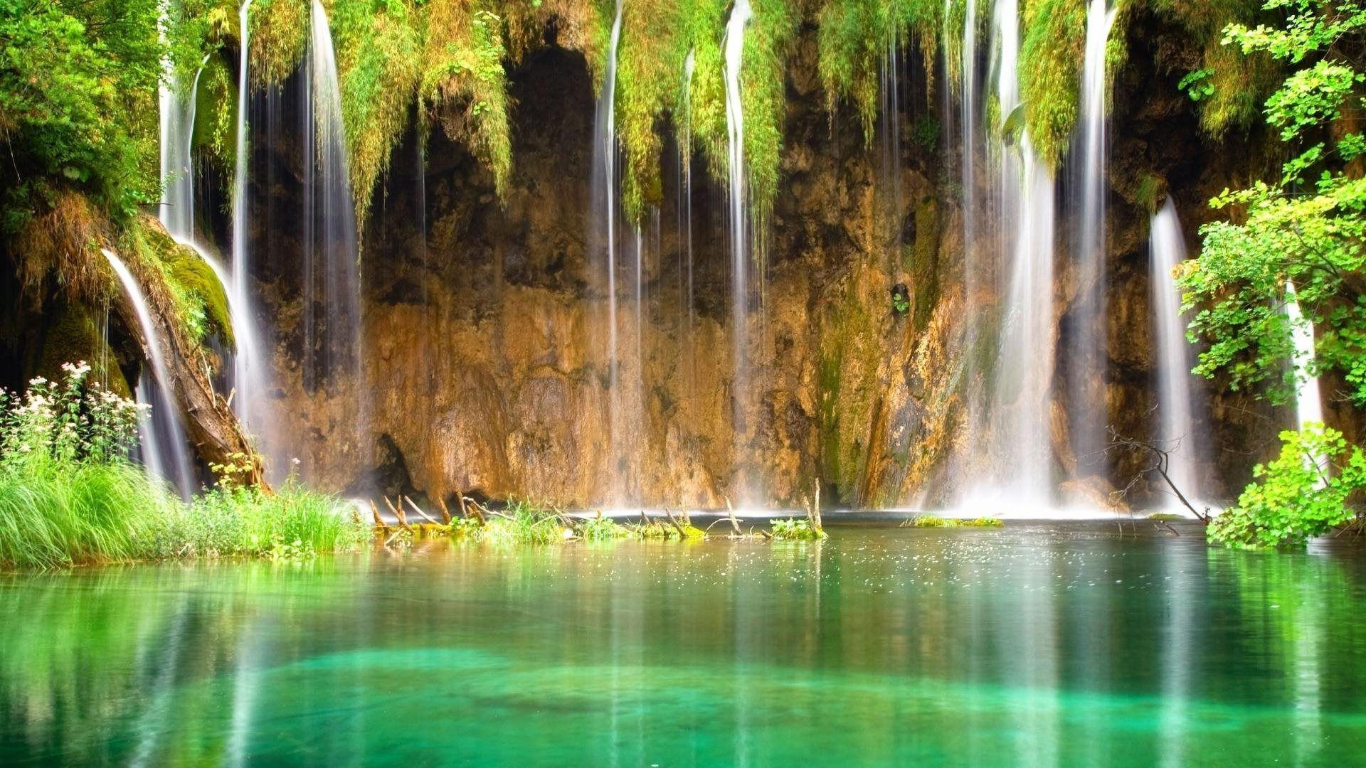 Wallpapers For Your Desktop Waterfalls