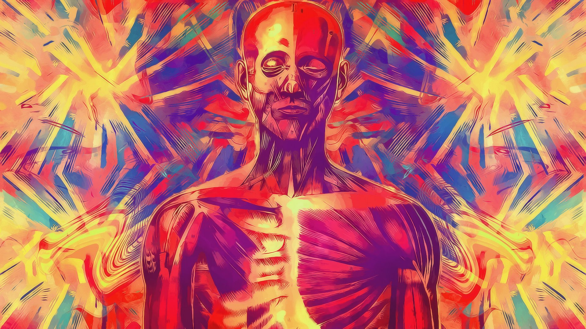 Wallpapers Psychedelic Hd