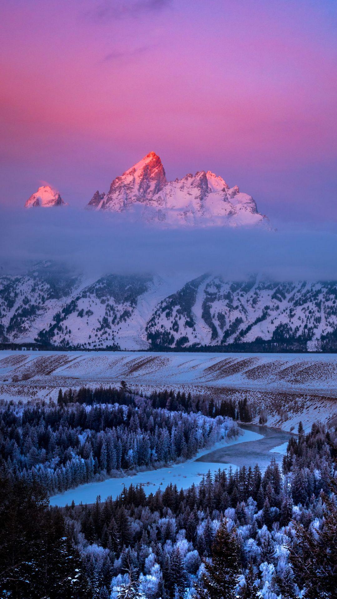 Wyoming Grand Teton