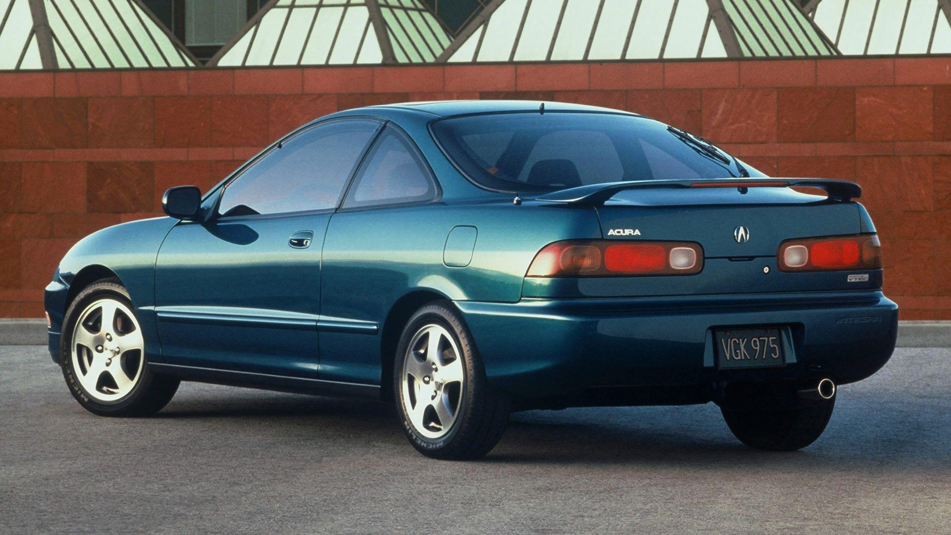 Acura Integra Coupe