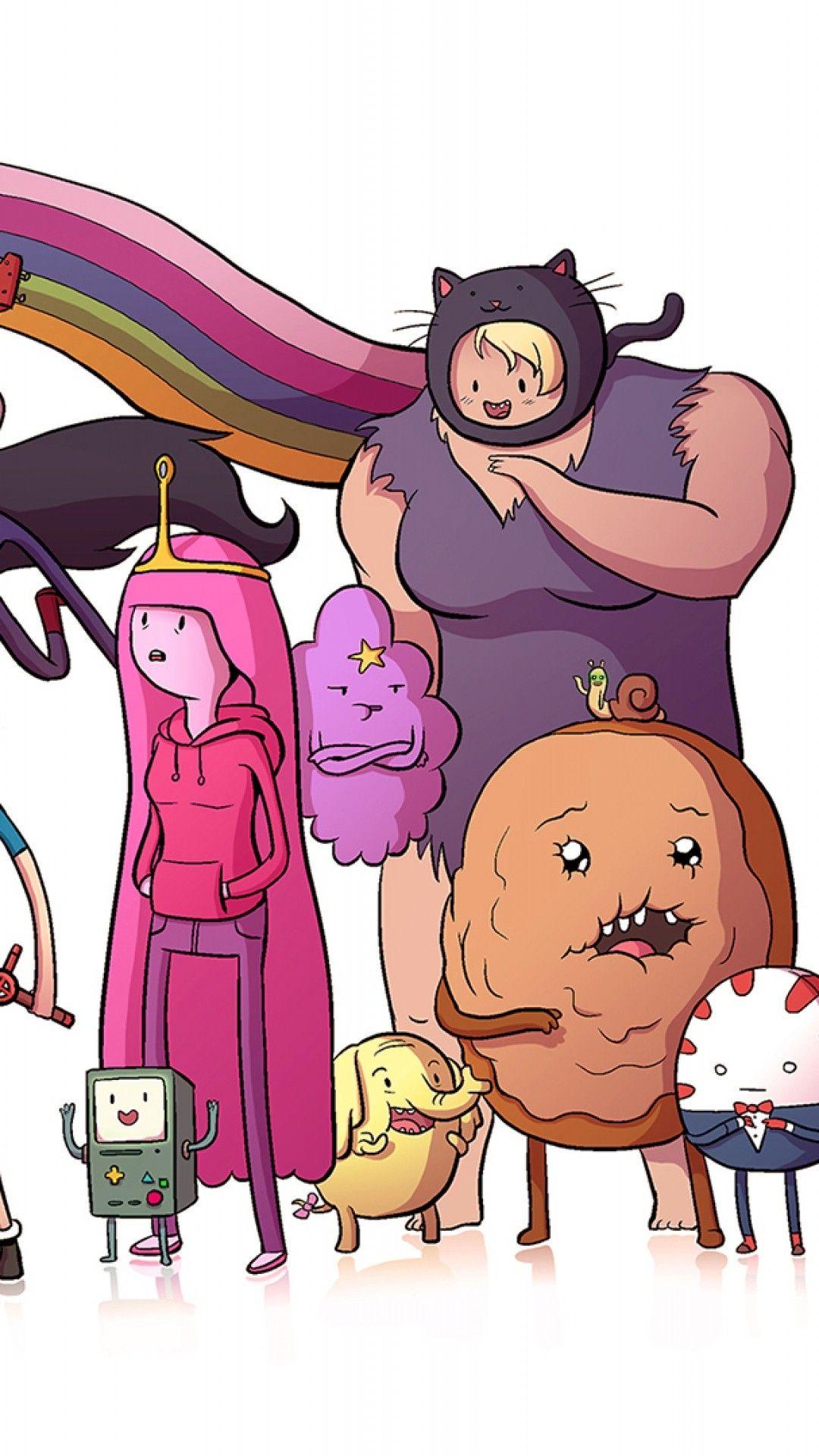 Adventure Time Wallpaper 2