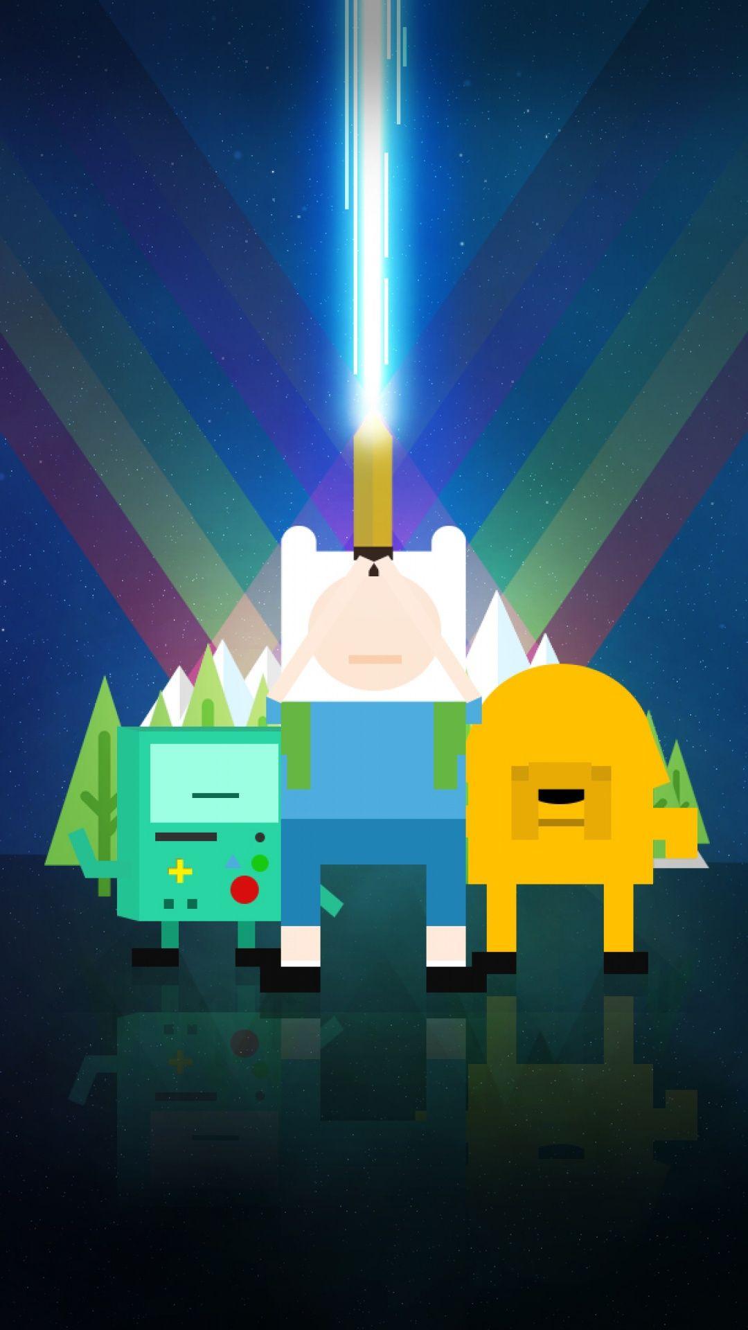 Adventure Time Star