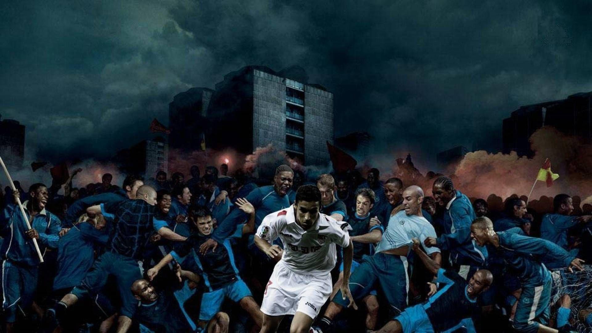Advertising Adidas Football
