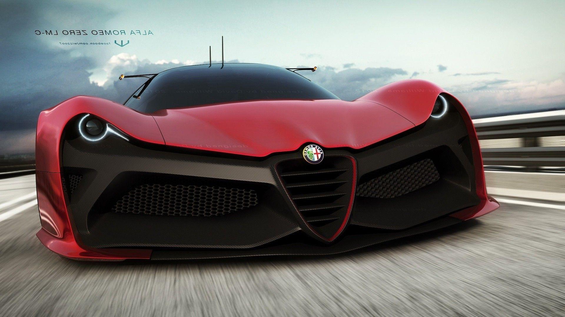 Alfa Romeo Zero