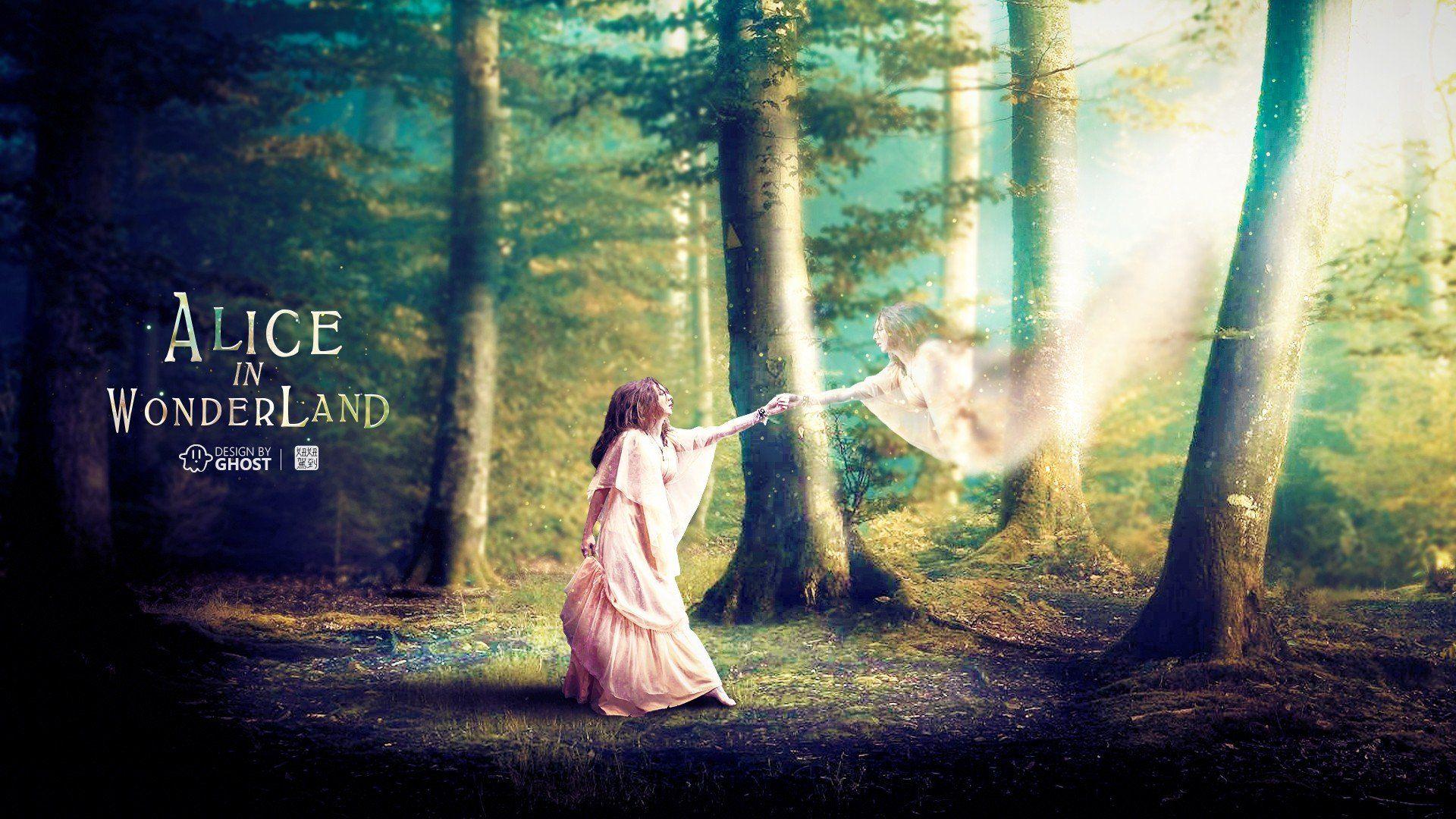 Alice In Wonderland Wallpaper 1