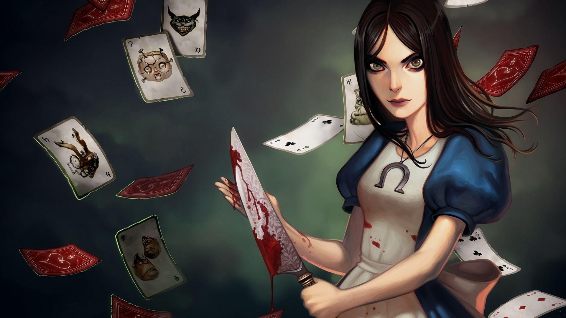 Alice Madness Returns Alice 2