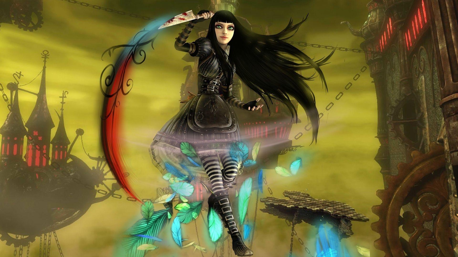 Alice Madness Returns Wallpaper 1