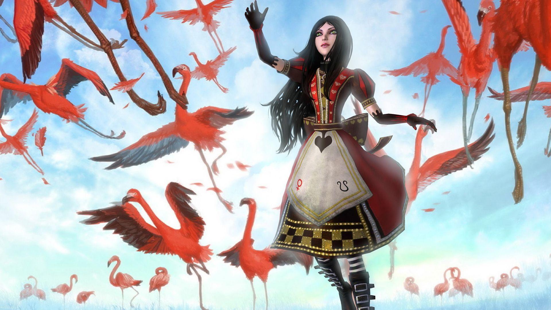 Alice Madness Returns Art