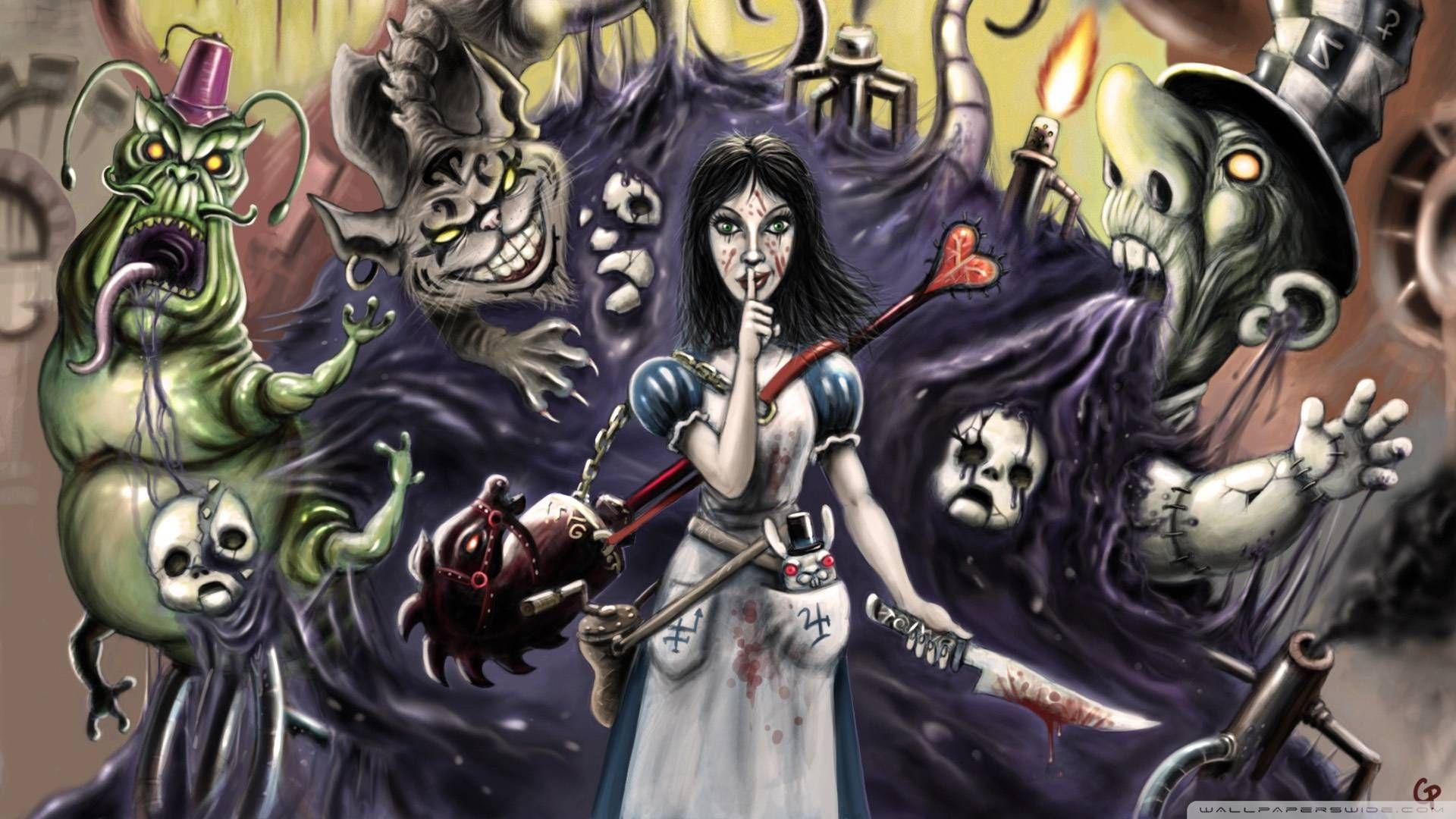 Alice Madness Returns Daydream