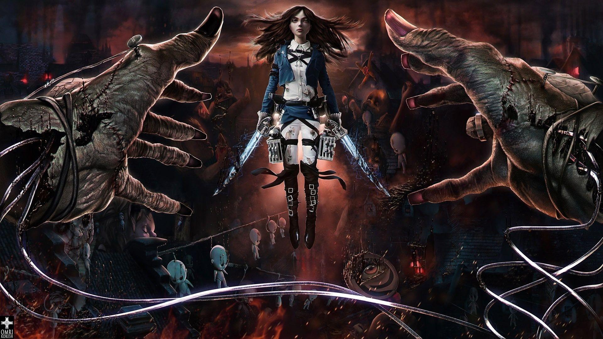 Alice Madness Returns Desktop